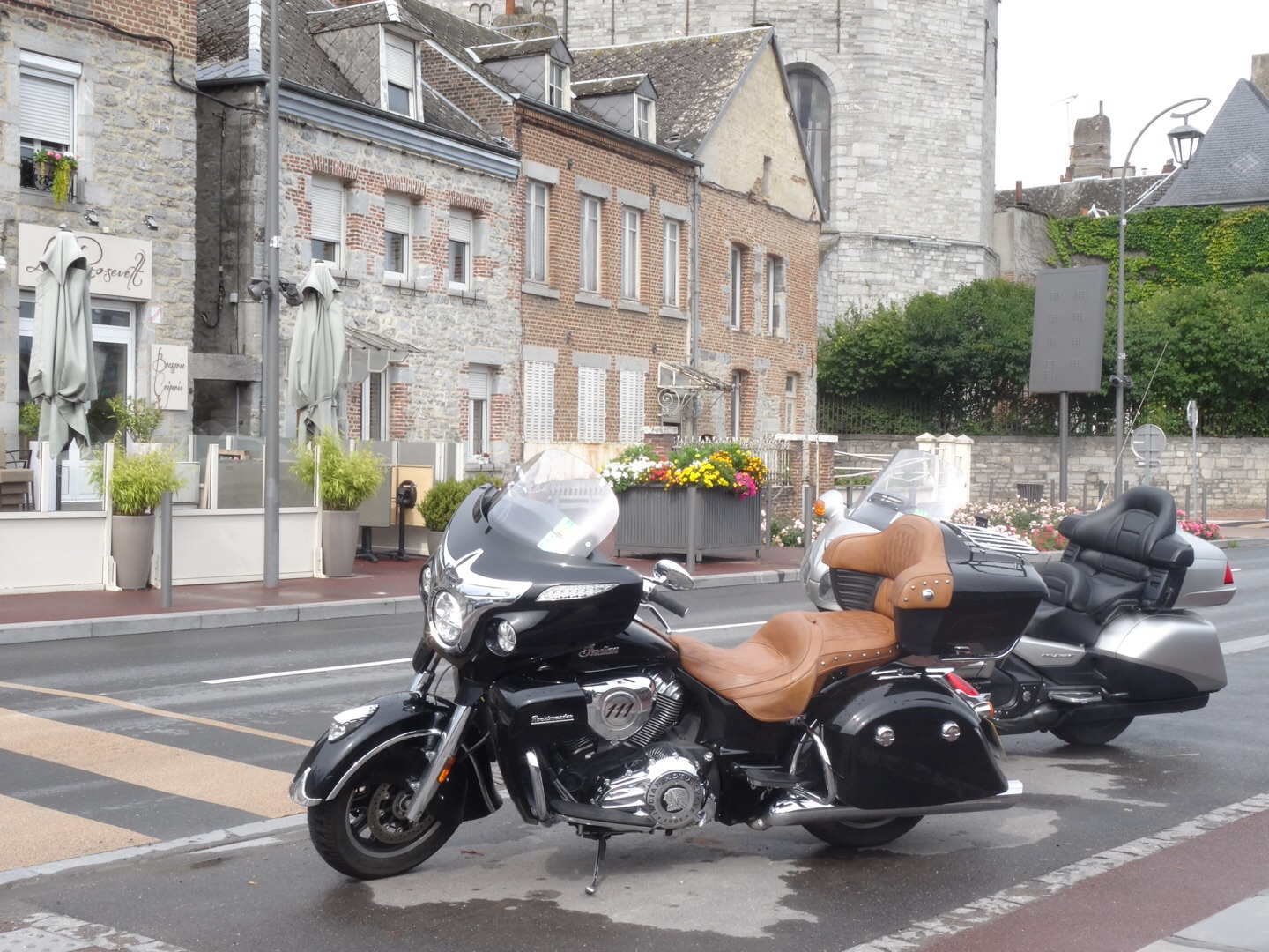 Mike – Indian Roadmaster 3