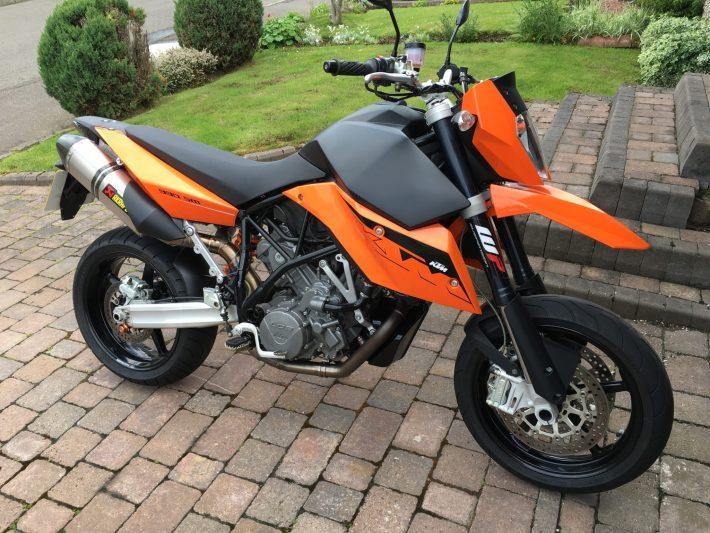 Neumotorrad: KTM 990 Supermoto R , Baujahr: , Preis: 40