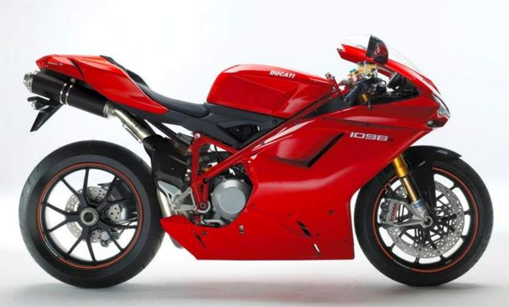 Ducati 1098 4