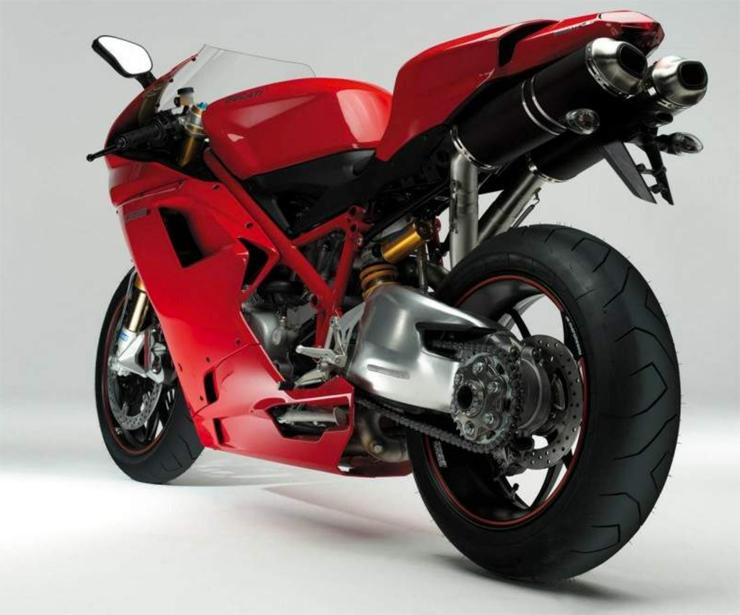 Ducati 1098 5