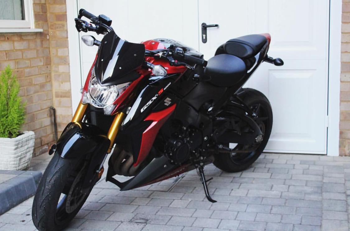 Suzuki GSX-S1000F – Jdowns