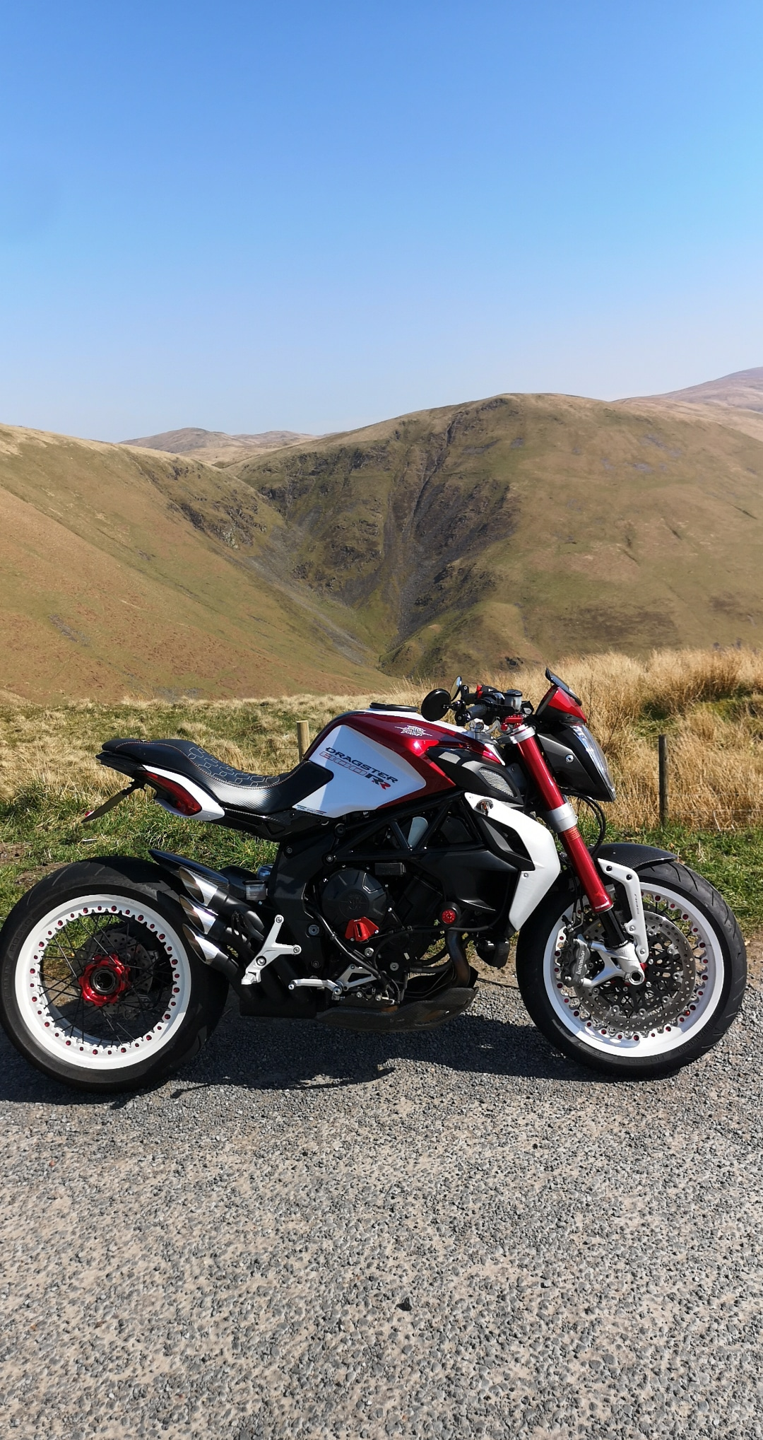 MV Agusta Dragster RR – Andy