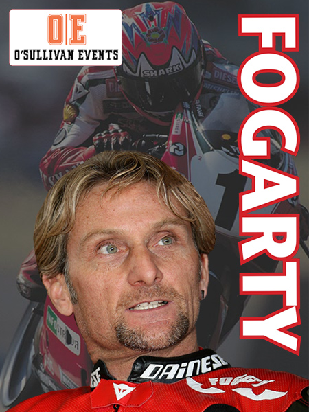 carl fogarty event