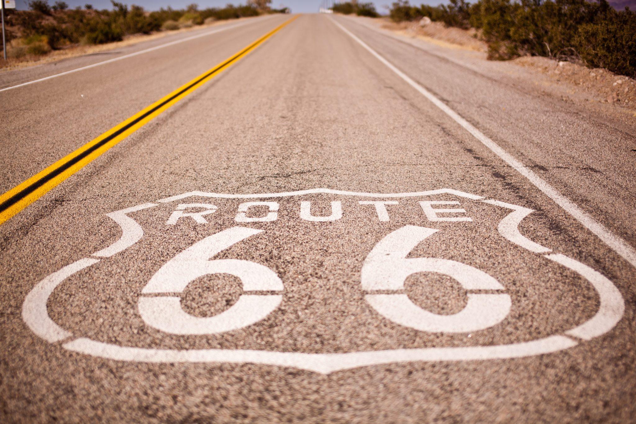 Bucket list Route 66 1