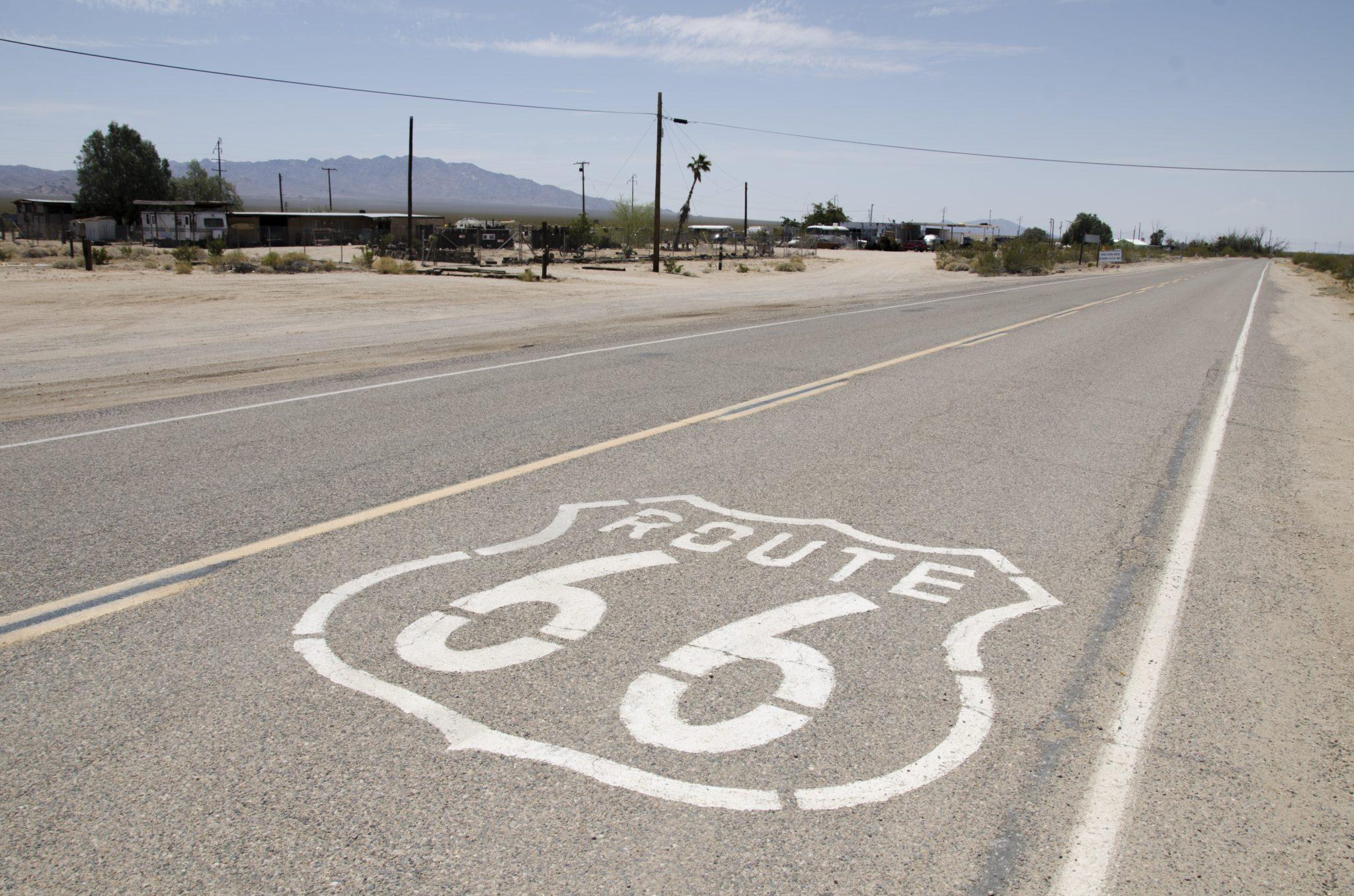 Bucket list Route 66 3