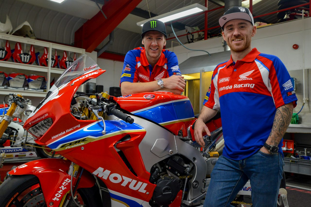 Hutchinson after replacing McGuinness at Honda this year