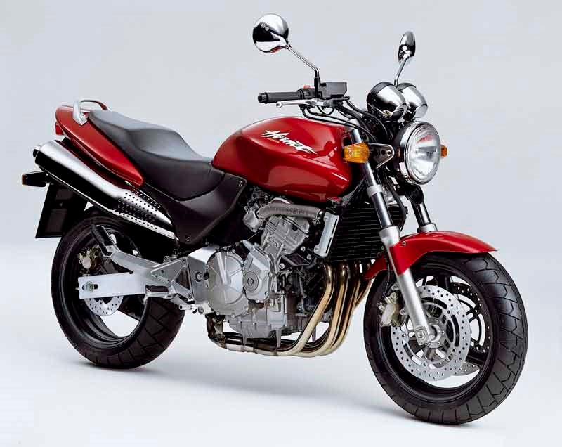 Honda CB600F/S Hornet