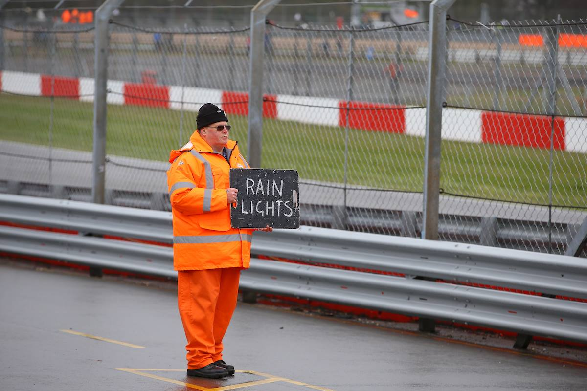 Weather impacted the opening round of BSB 2018 credit @MotoWeather impacted the opening round of BSB 2018 credit @MotorcycleNews Facebook pagercycleNews Facebook page