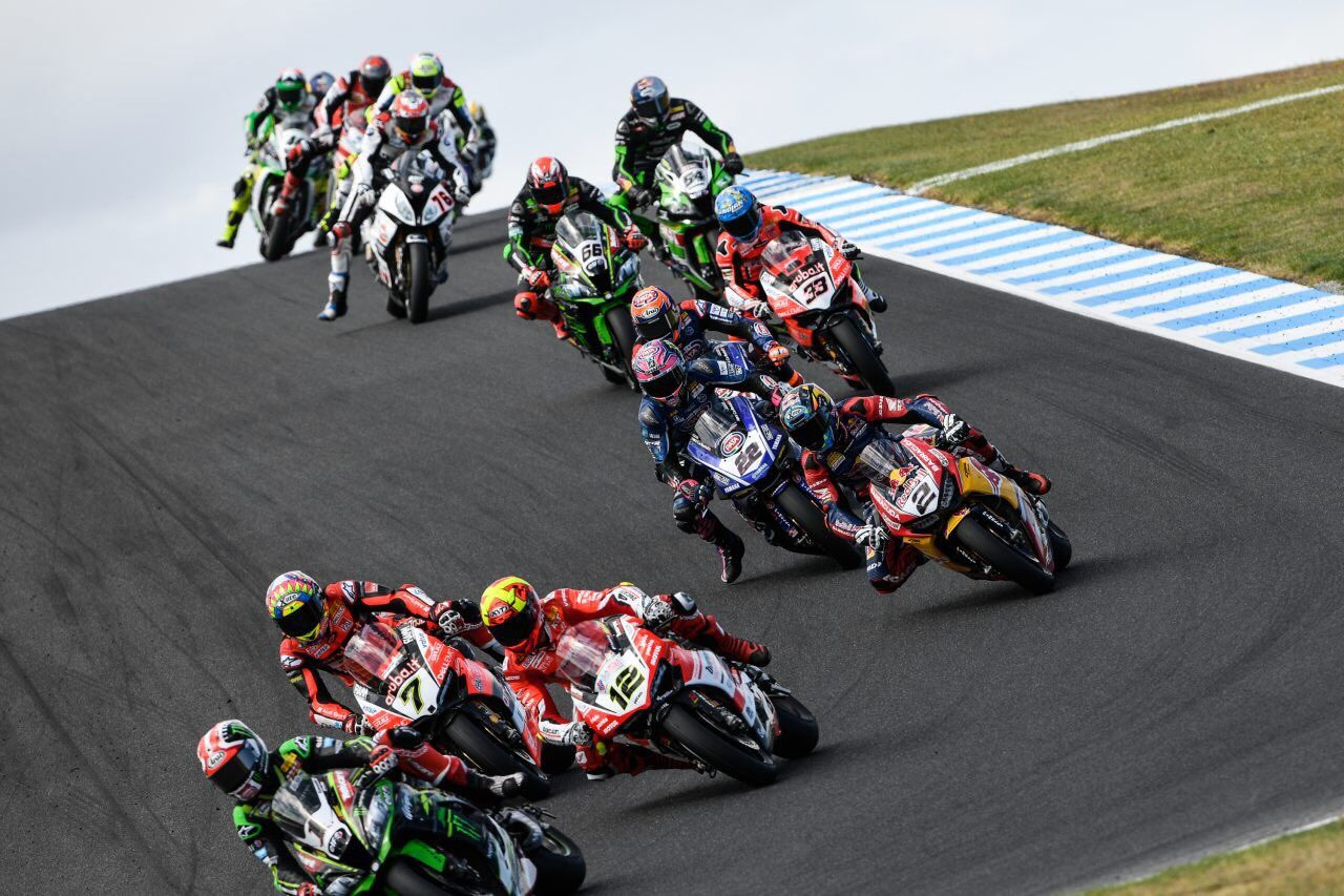 World Superbike Championship opening round 2018