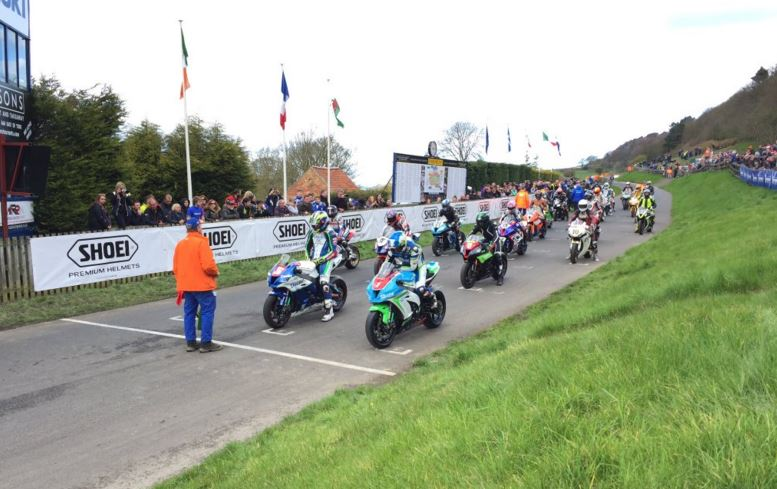 Racers will not be lining up at the start line for the Spring Cup this year credit @Auto66Racing Twitter account