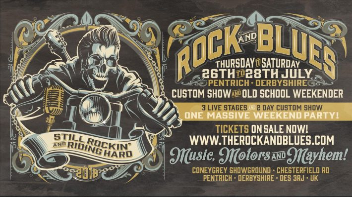 Rock and Blues Custom Show 2018