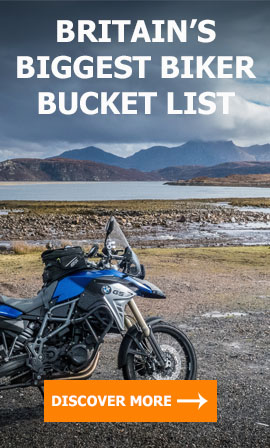 Biker Bucket List