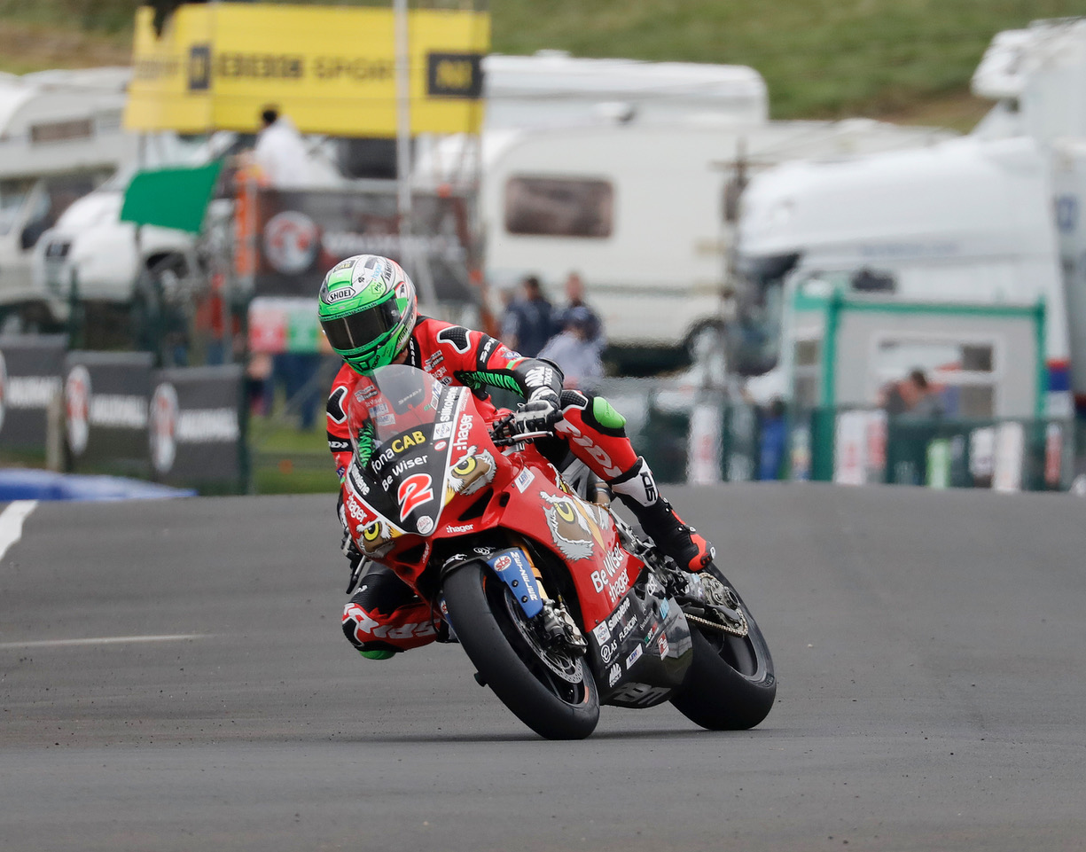 Irwin had a very successful NW200 credit Double Red