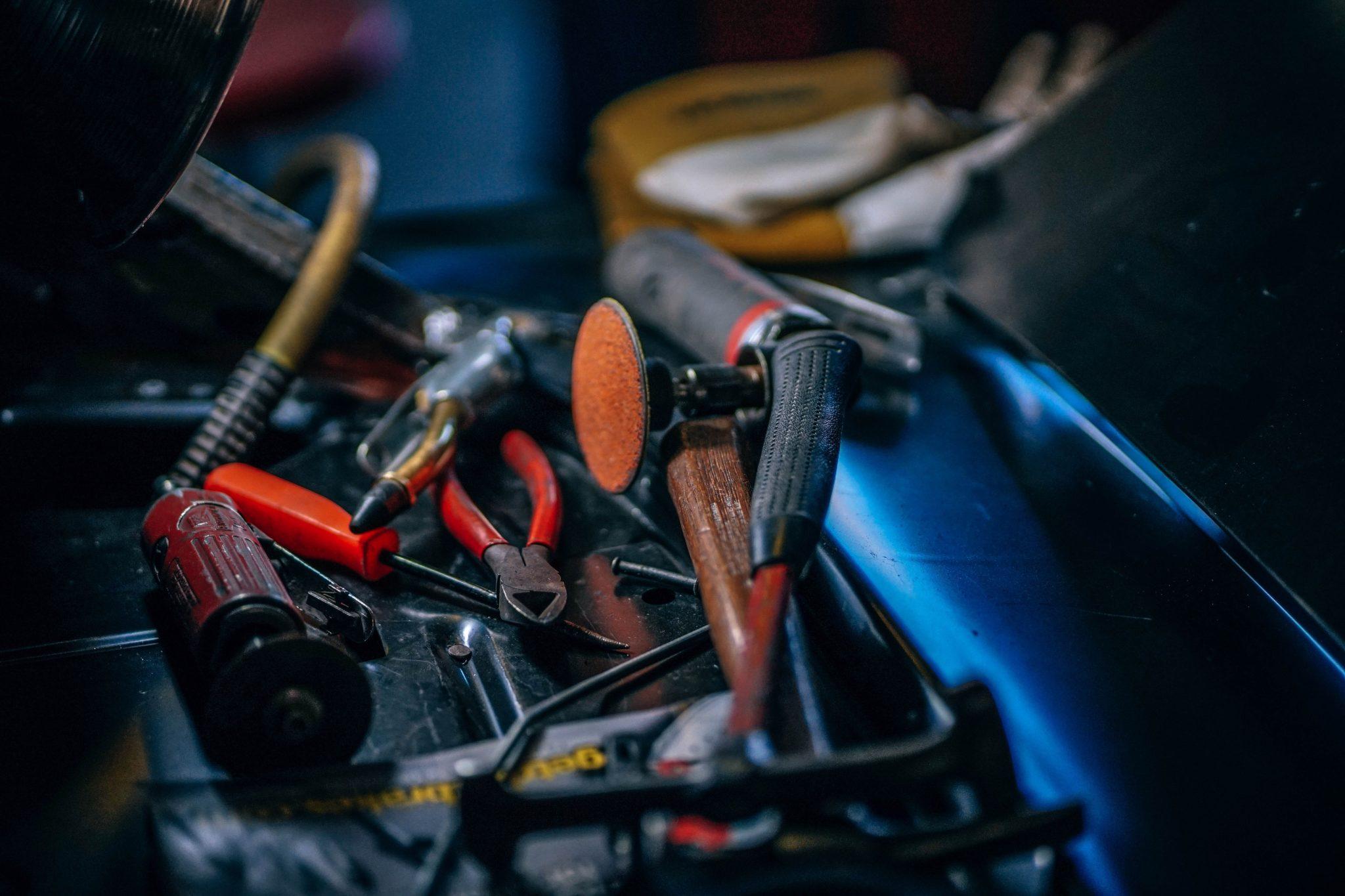 basic motorcycle maintenance tool kit