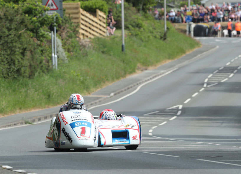 The Birchall brothers broke their own record this year credit iomtt.com