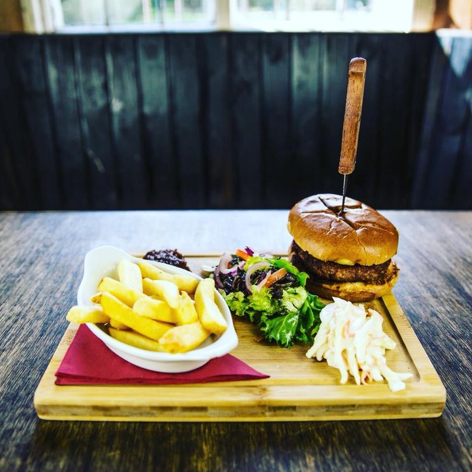 Drovers Inn Burger