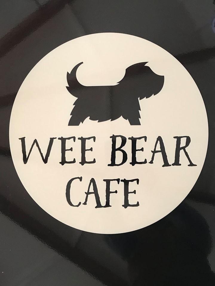 Wee Bear Cafe logo