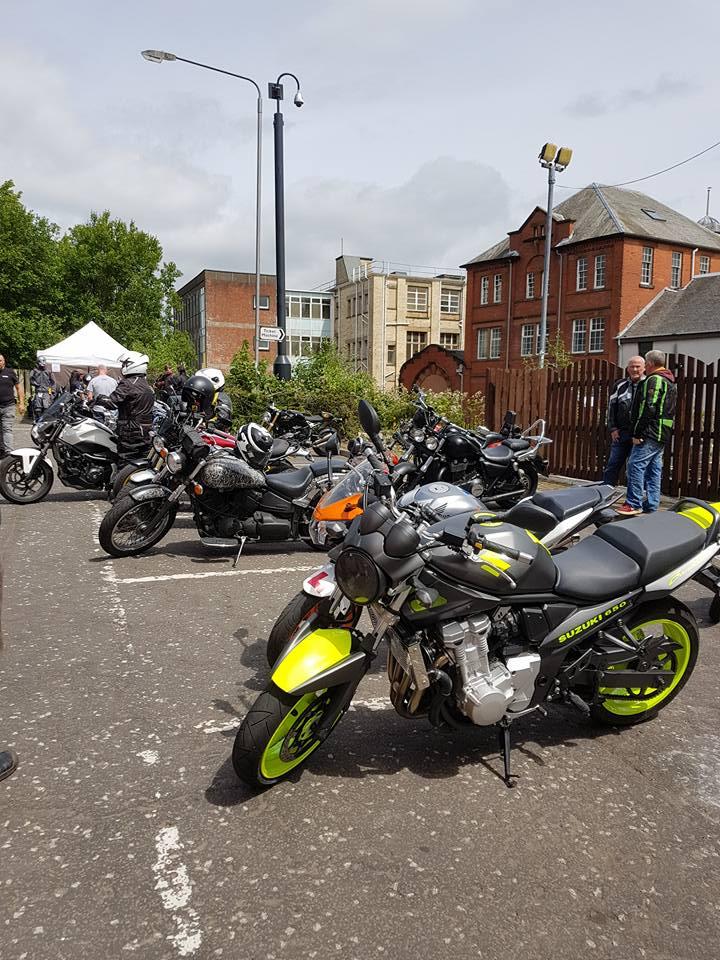bikes at rock diner