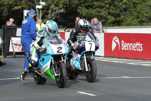 It is set to be a thrilling Classic TT credit iomtt.com