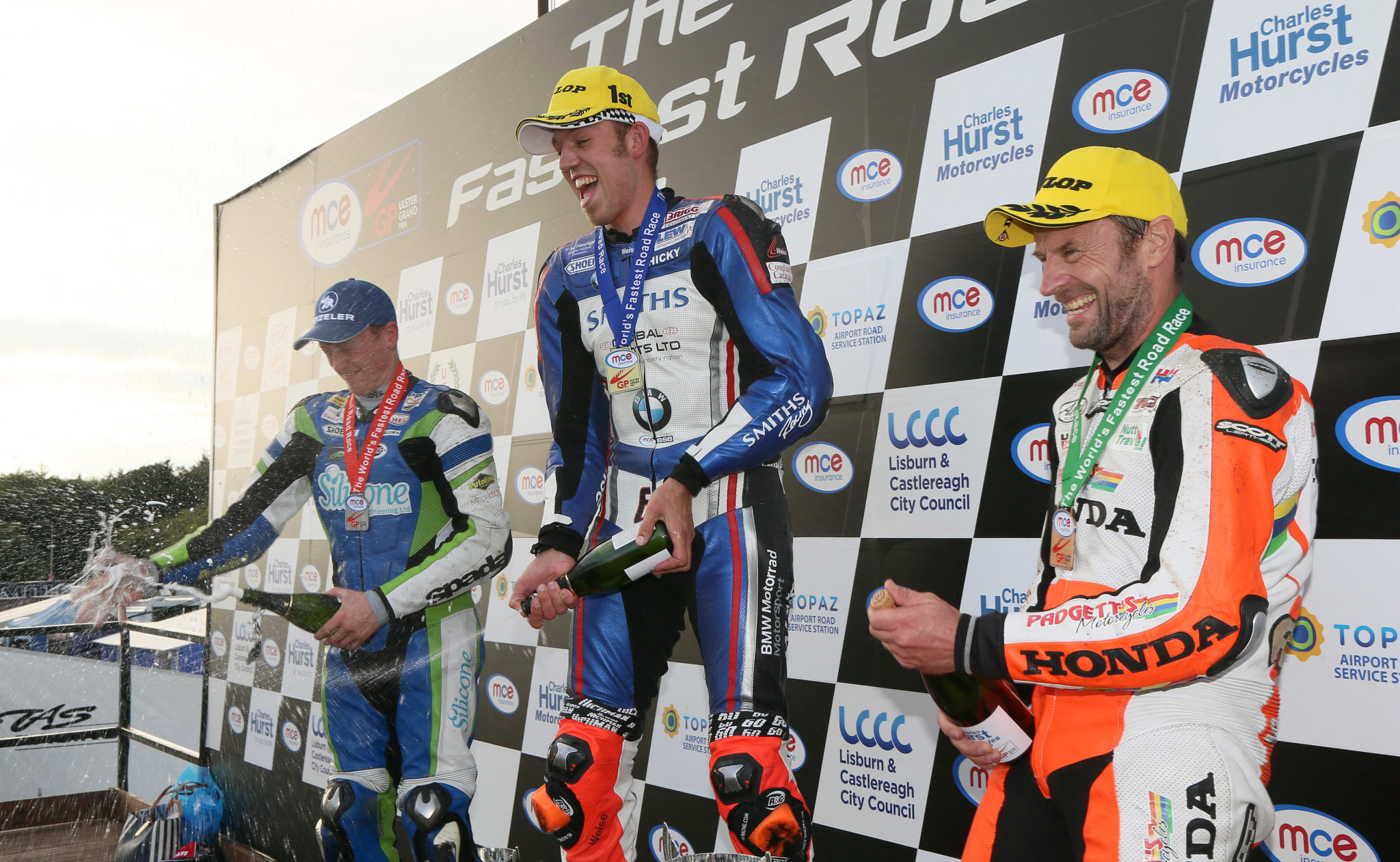Who will be topping the podium this year? image credit Pacemaker Press International