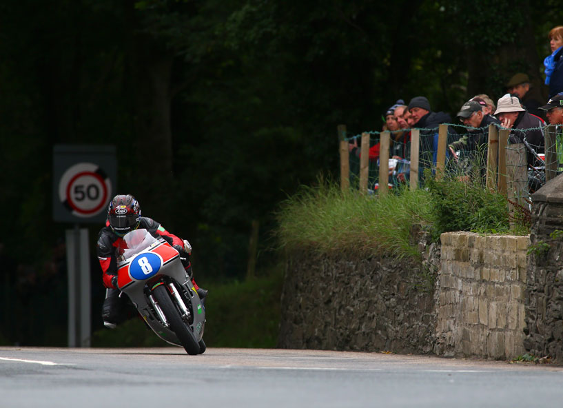 Dominic Herbertson will be delighted with first TT win credit iomtt.com