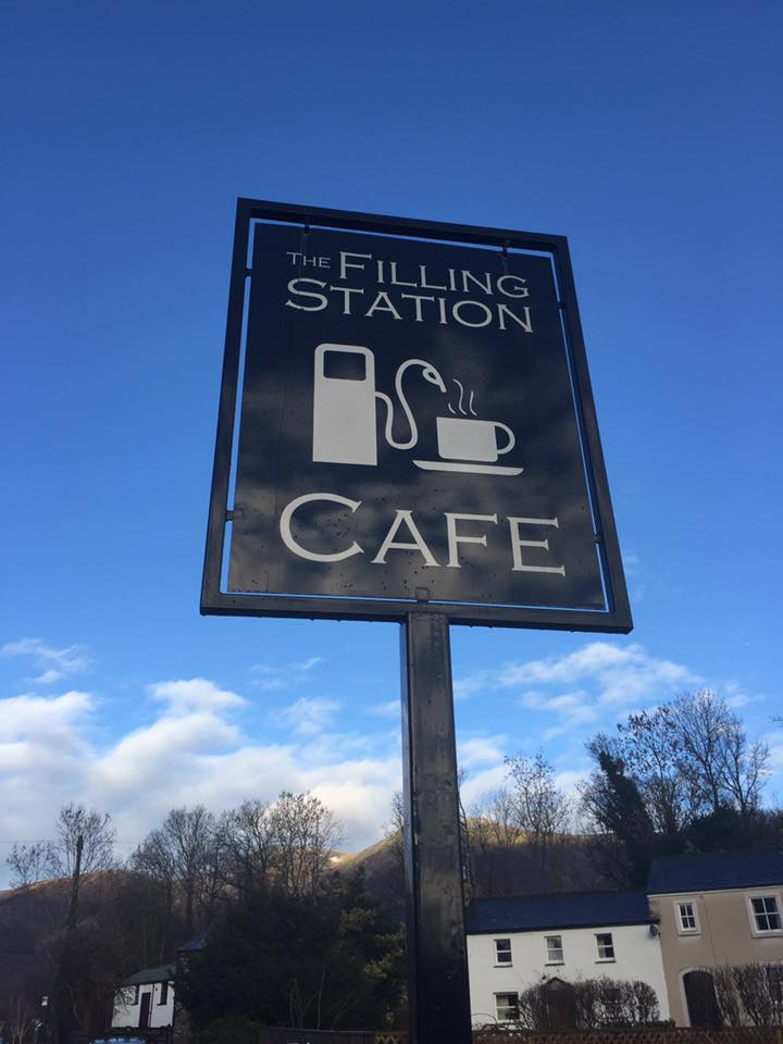 The Filling Station Logo