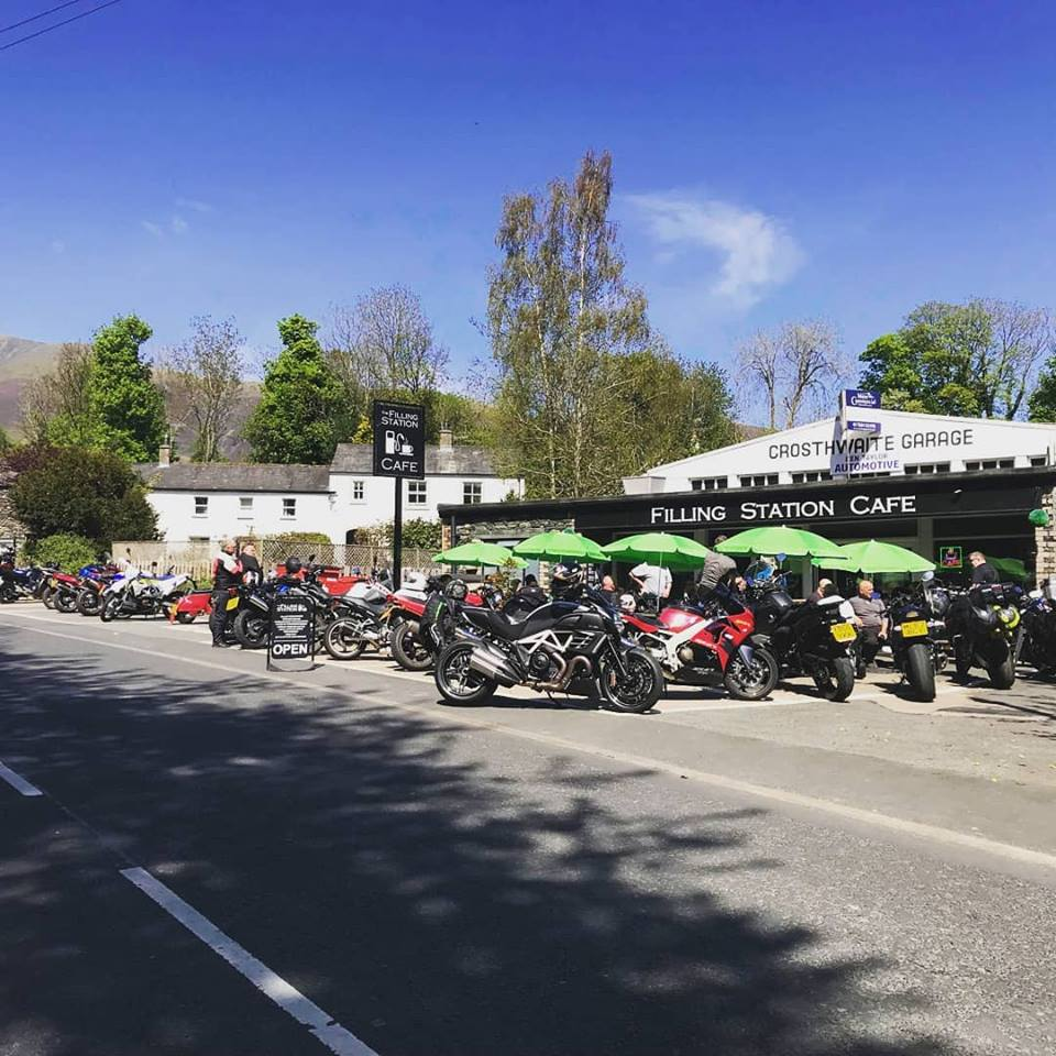 the filling station bikes