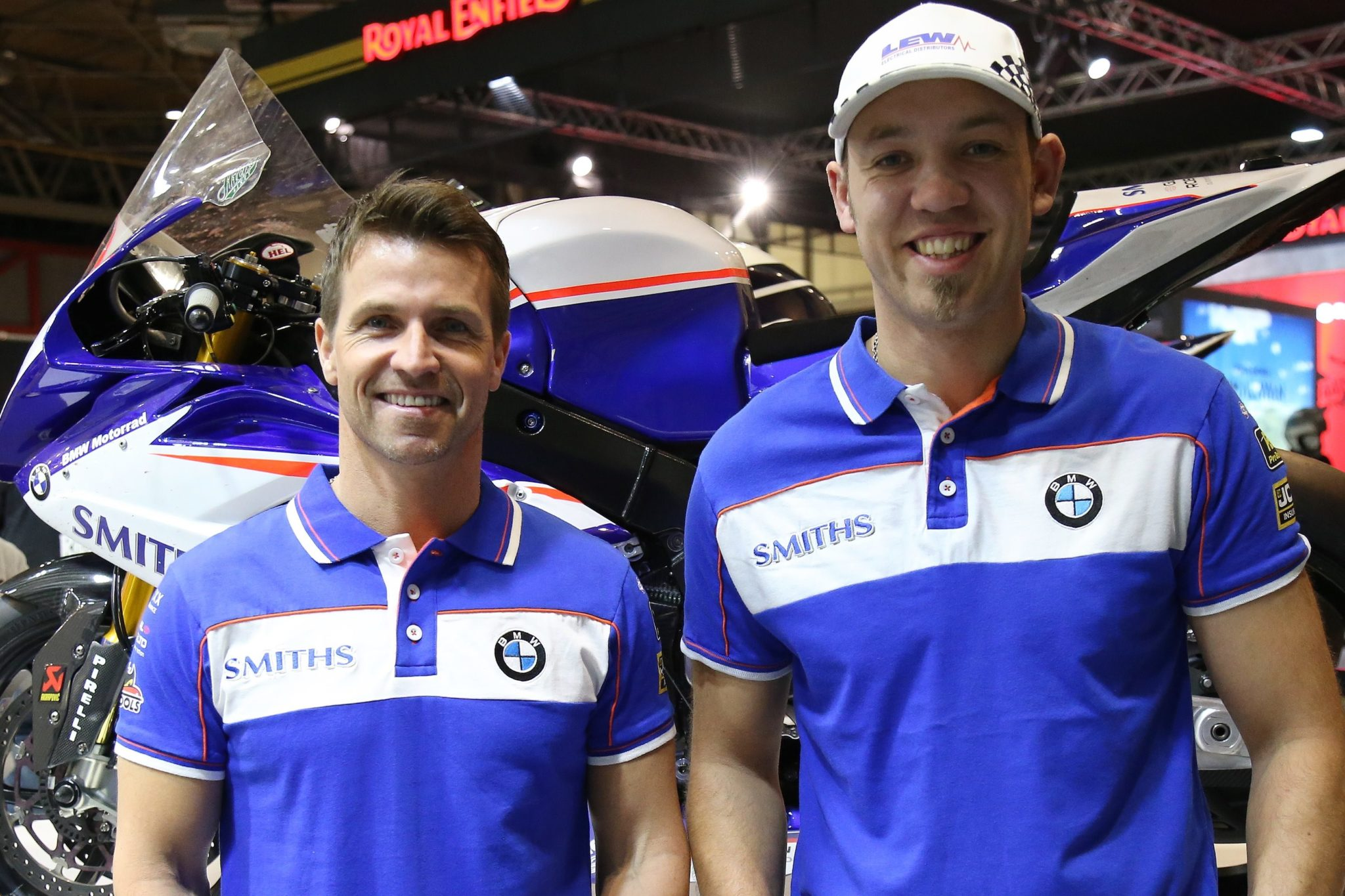 James Ellison and Peter Hickman will represent Smiths Racing BMW credit Double Red