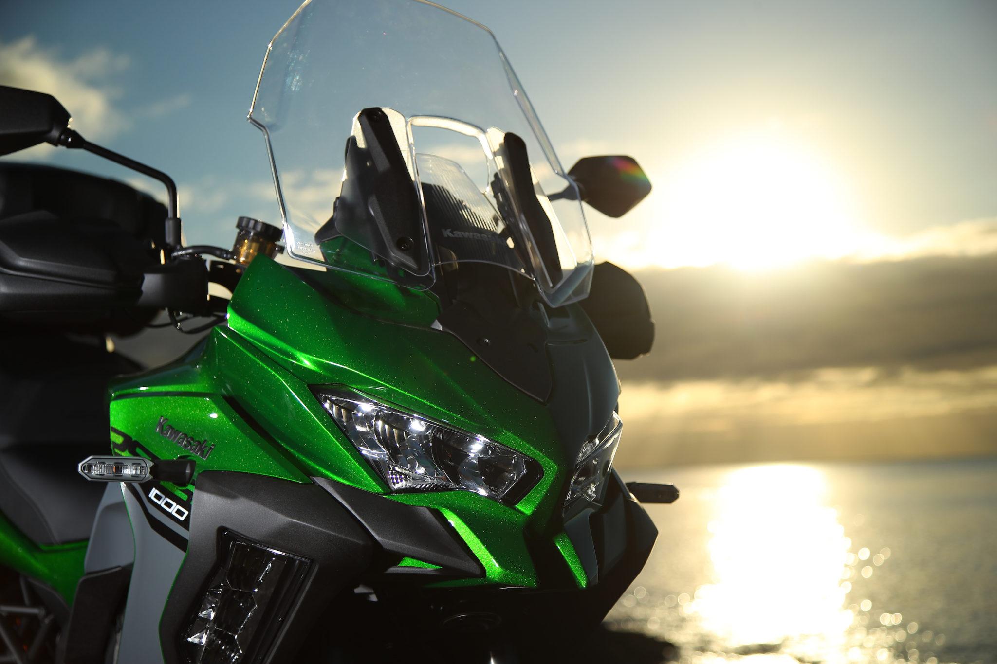 Kawasaki Versys1000