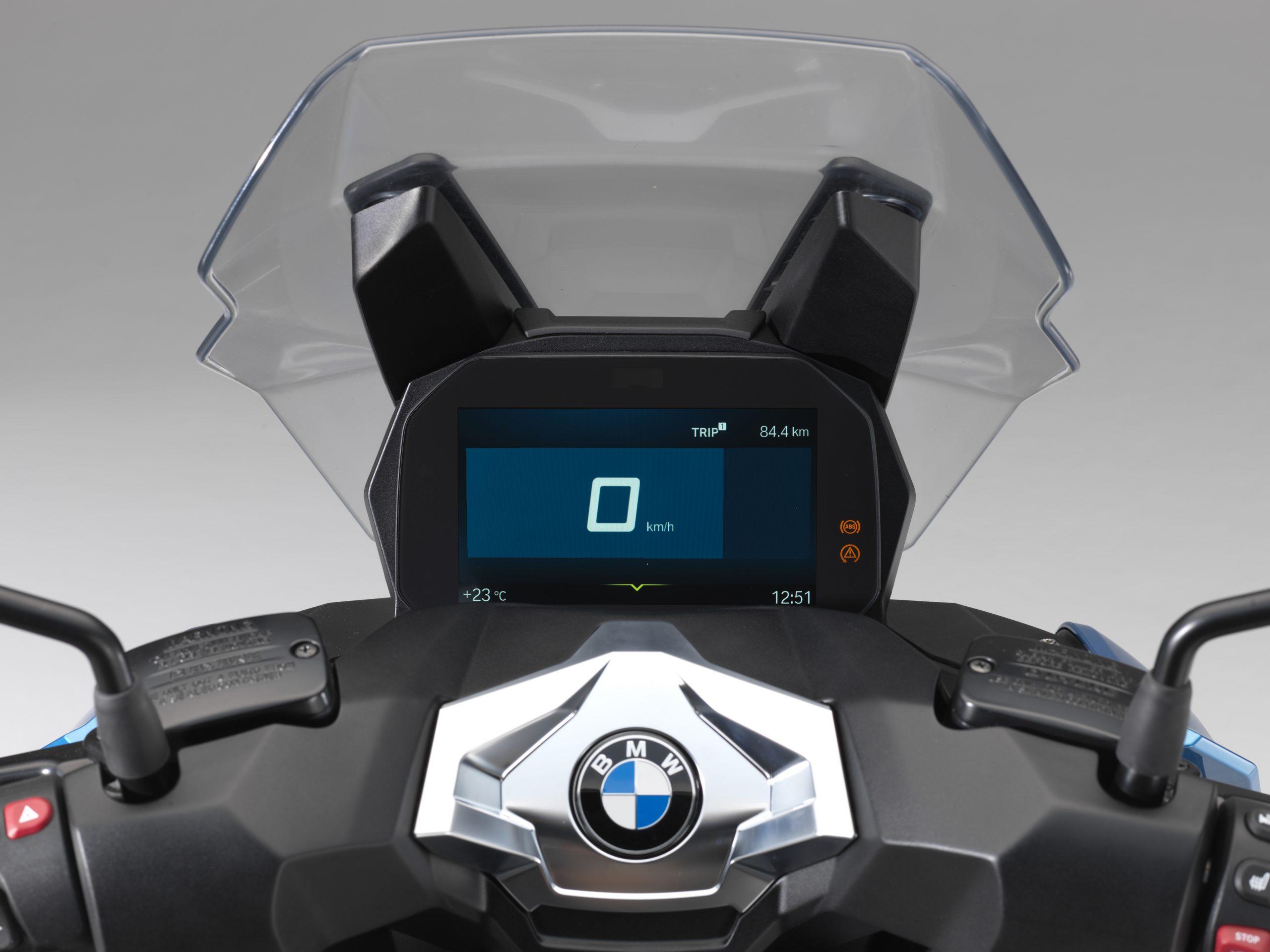 BMW C400 X