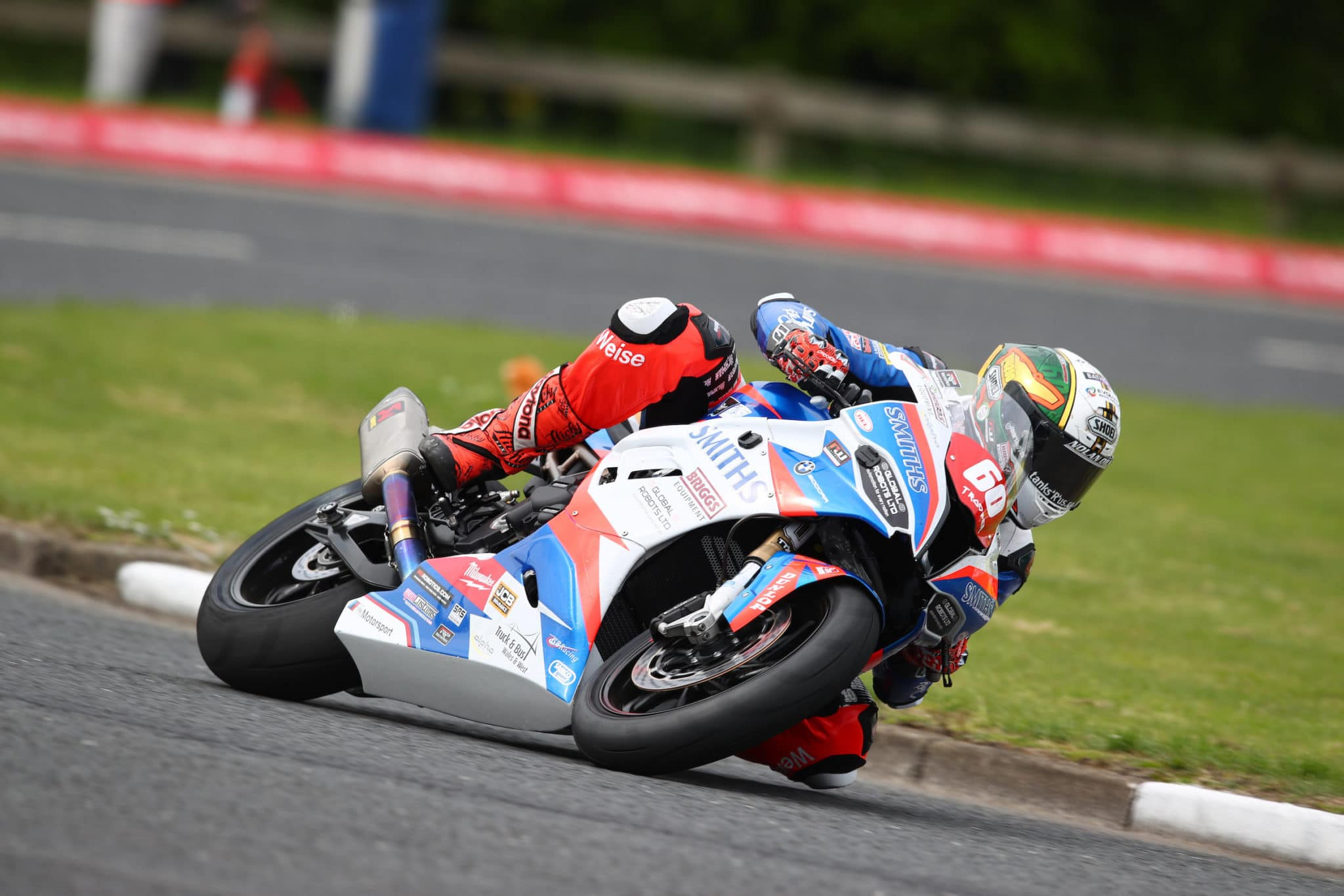 Hickman is in fine form going into the TT credit Double Red