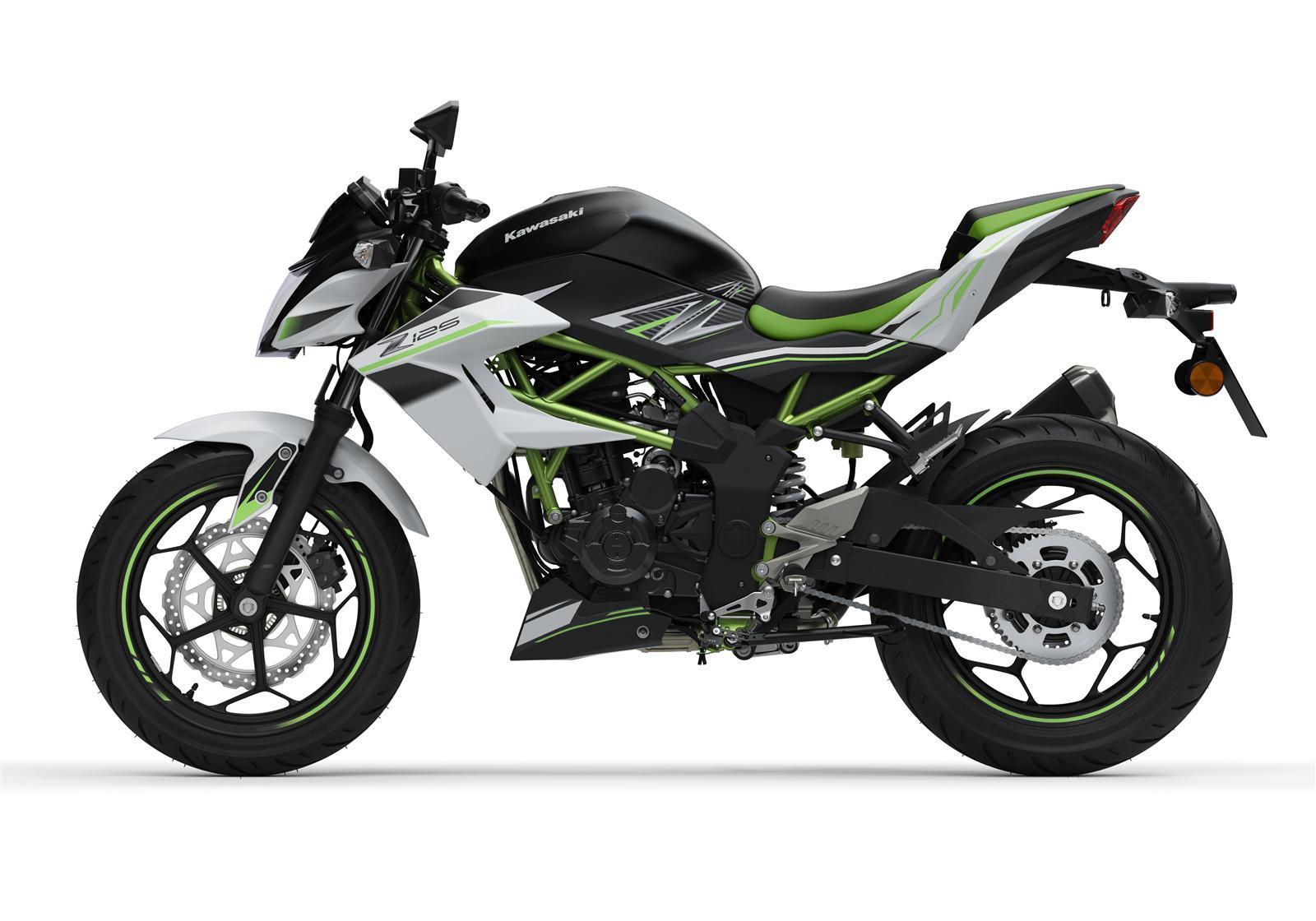 Kawasaki Z125/Ninja 125