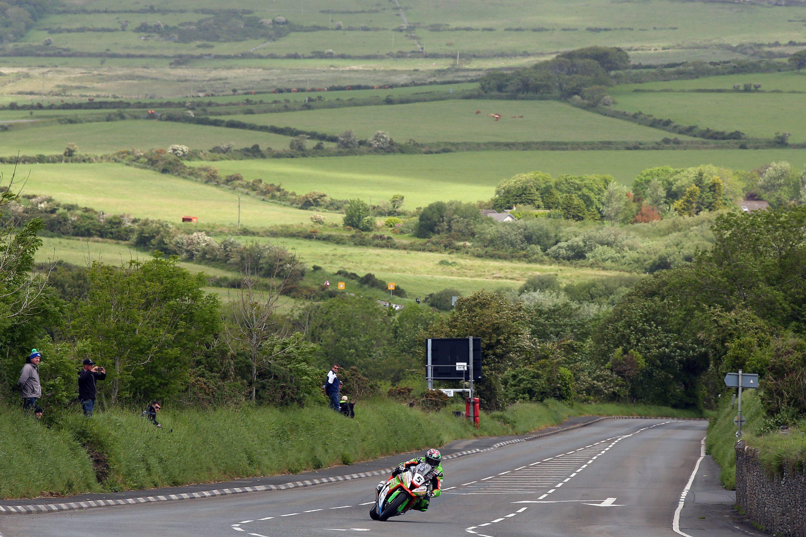 James Hillier Isle of Man TT 2019