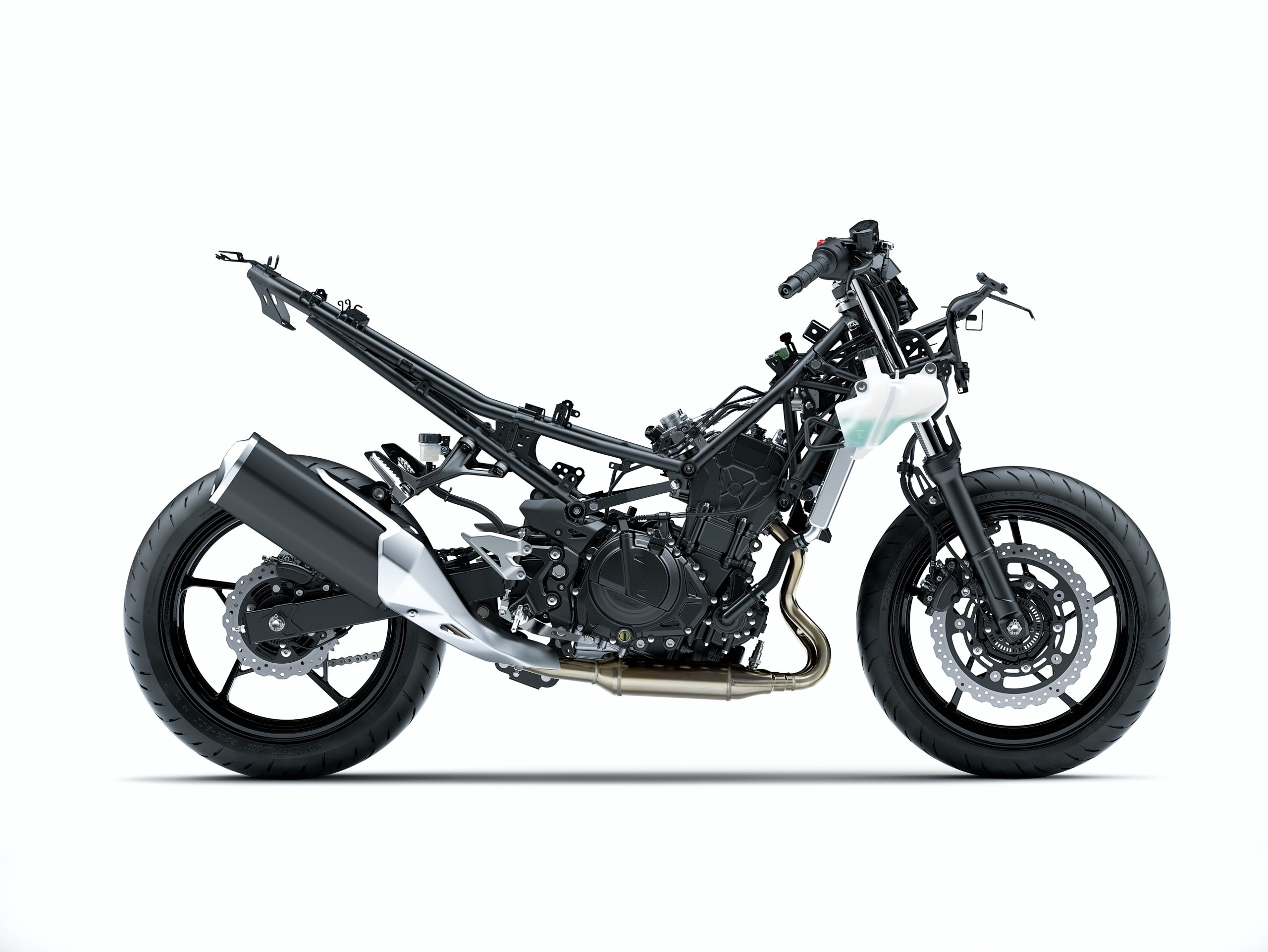 Ninja 400 – Stripped (1)
