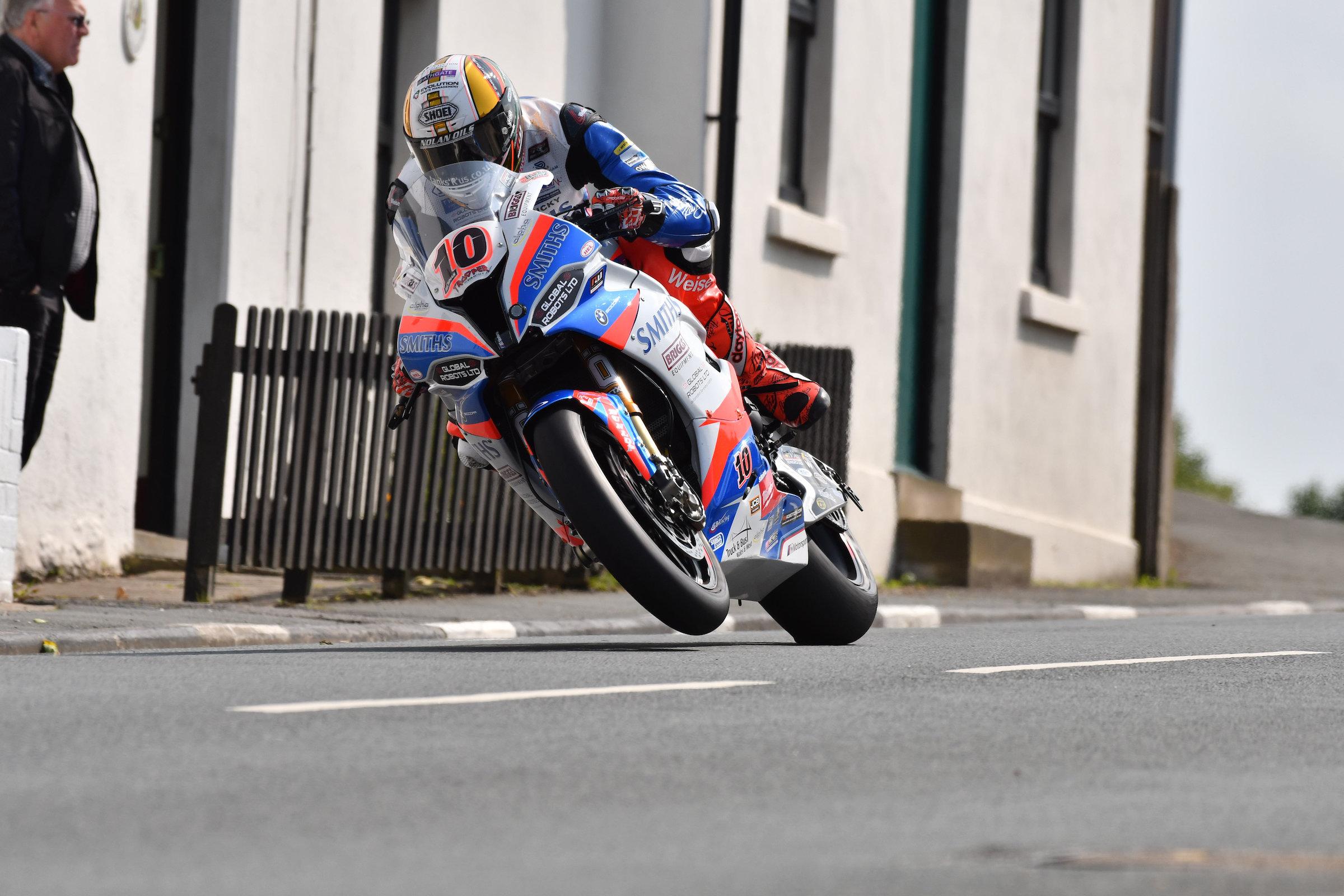 Peter Hickman Isle of Man TT 2019 winner