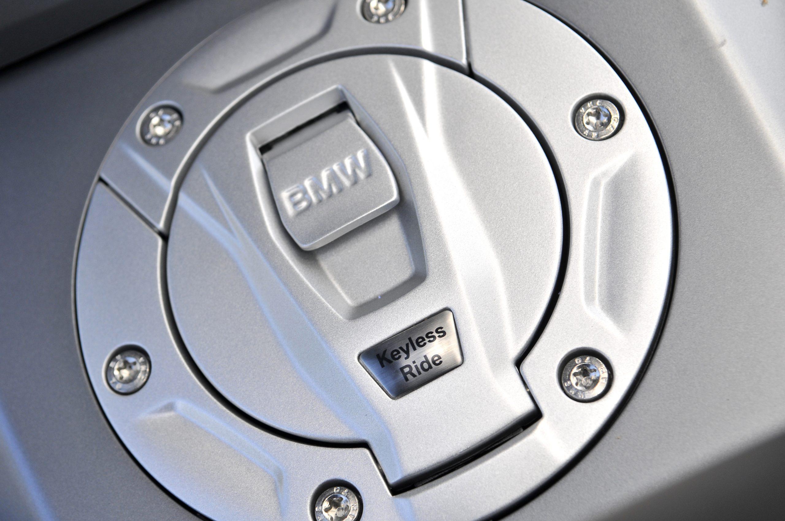 Keyless ride BMW C400 GT