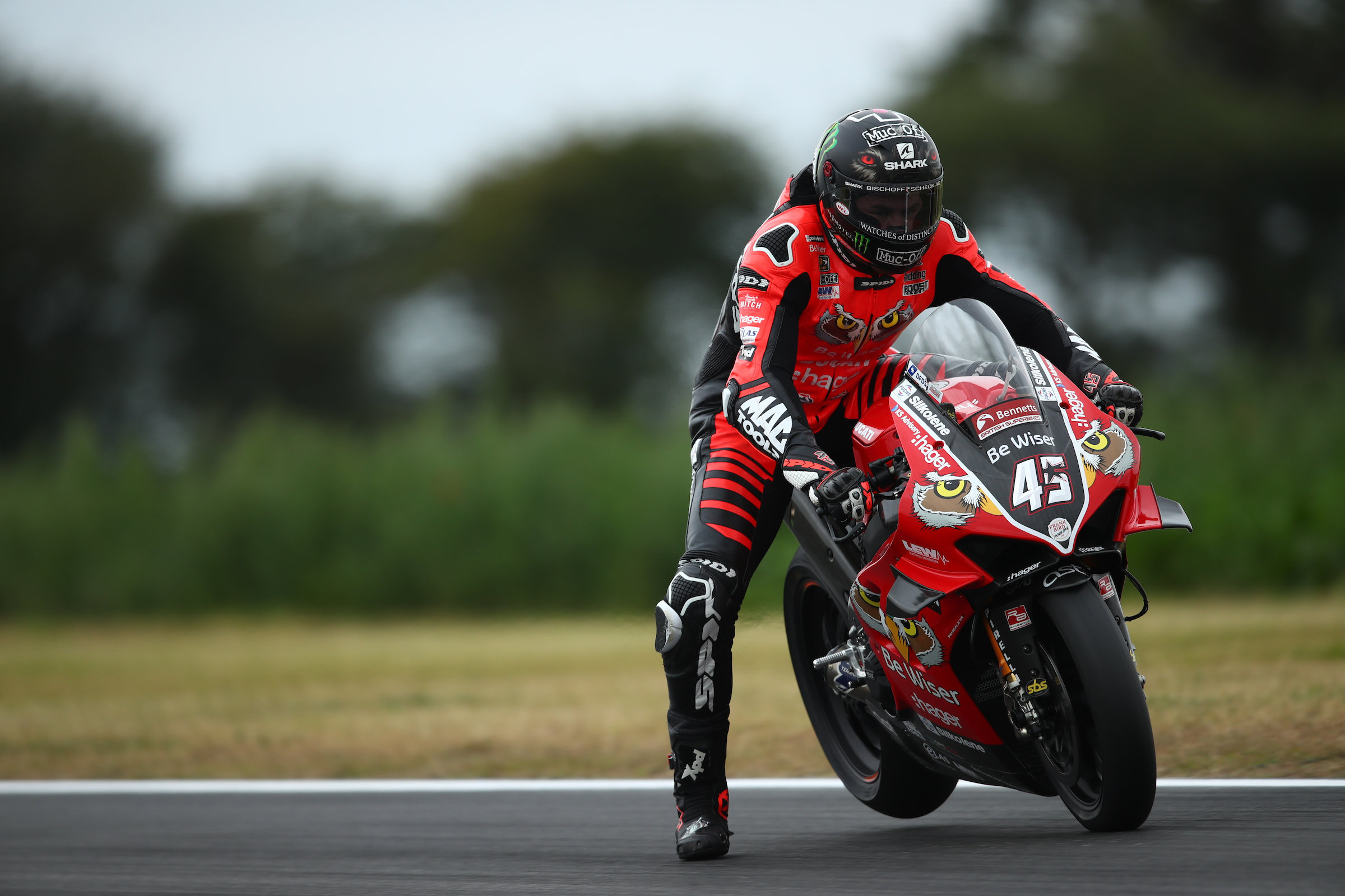 Scott Redding at BSB Snetterton 2019