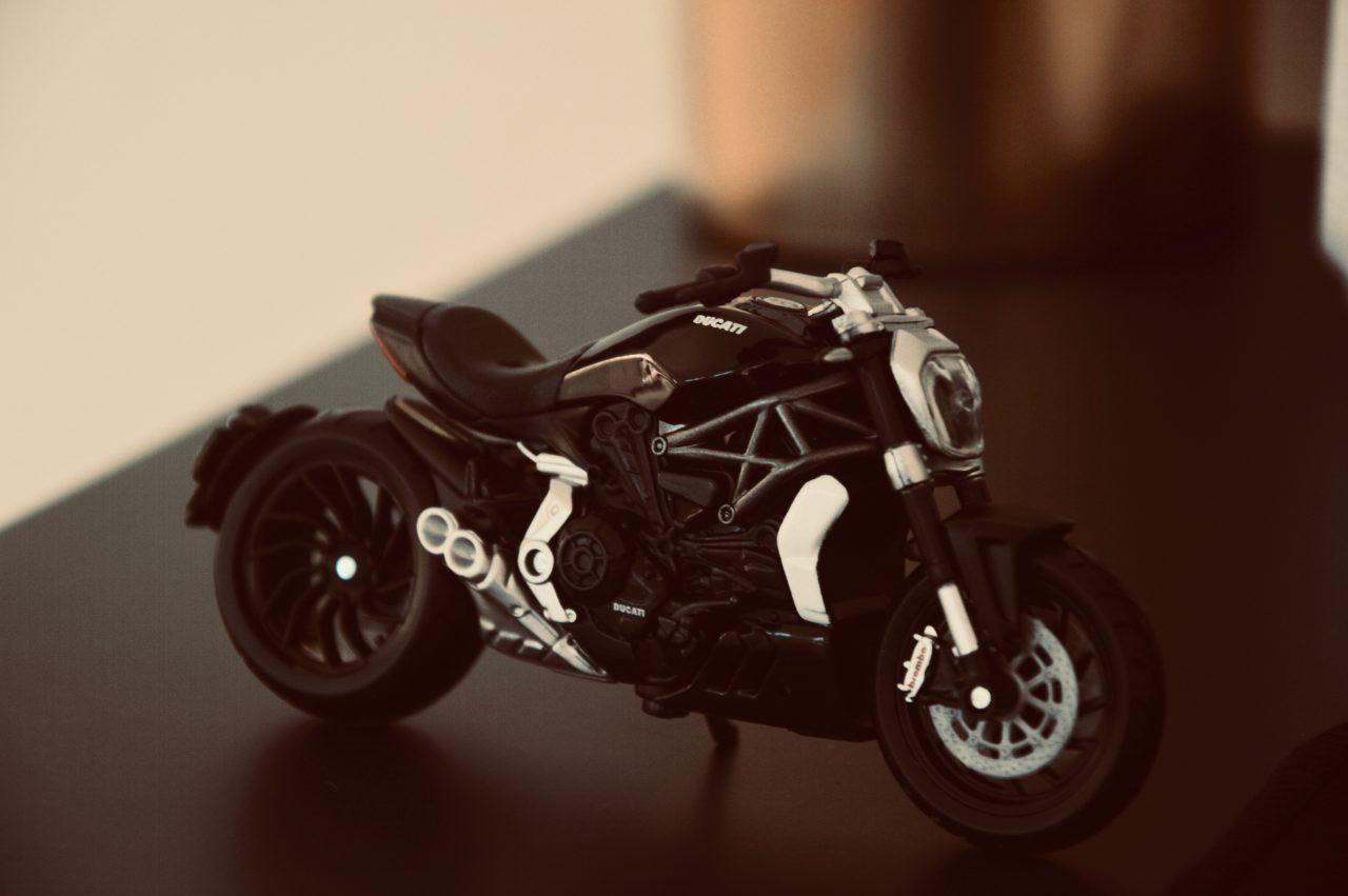lego ducati motorbike