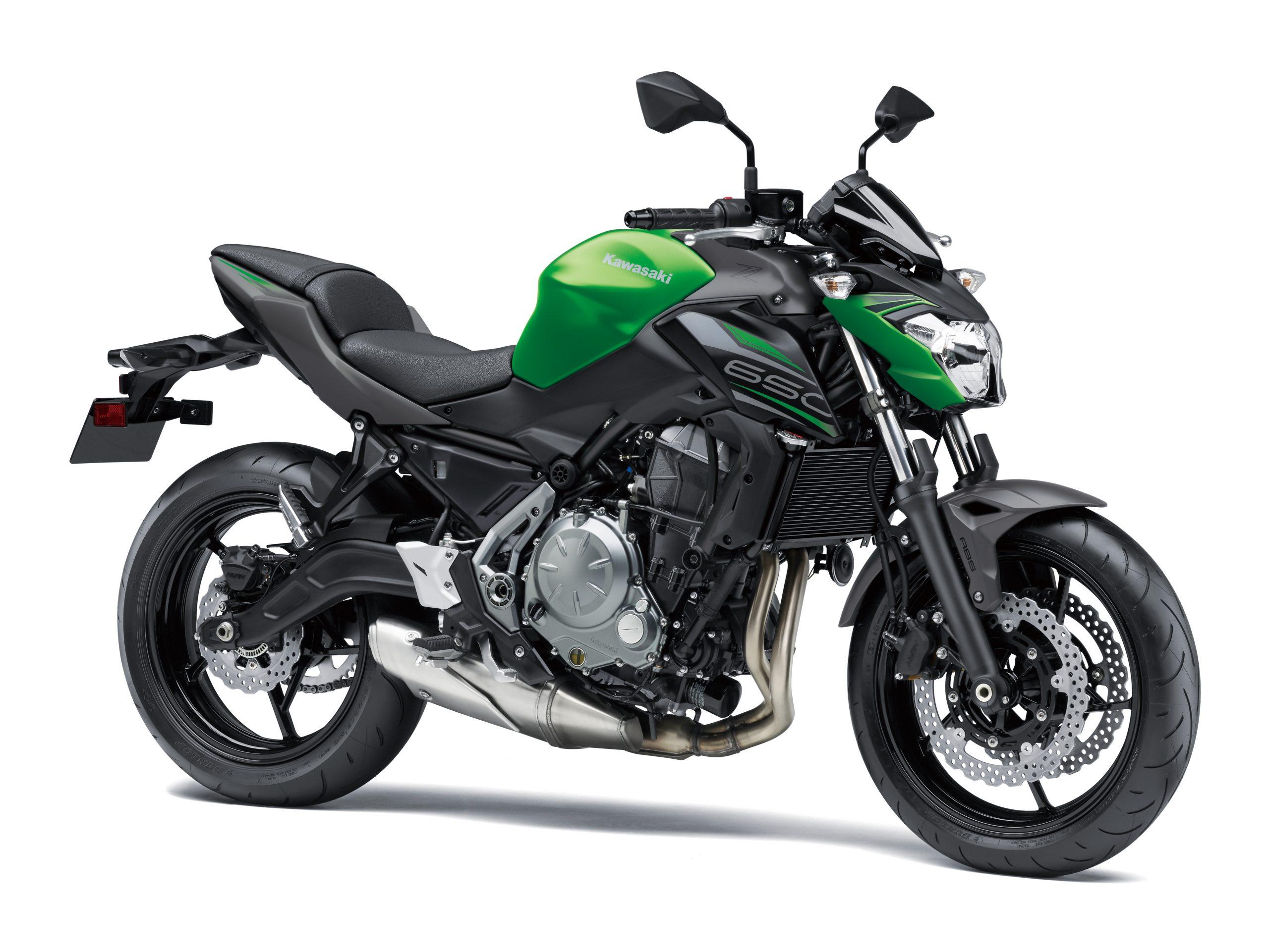 2019 Z650 – Candy Flat Blazed Green (2)