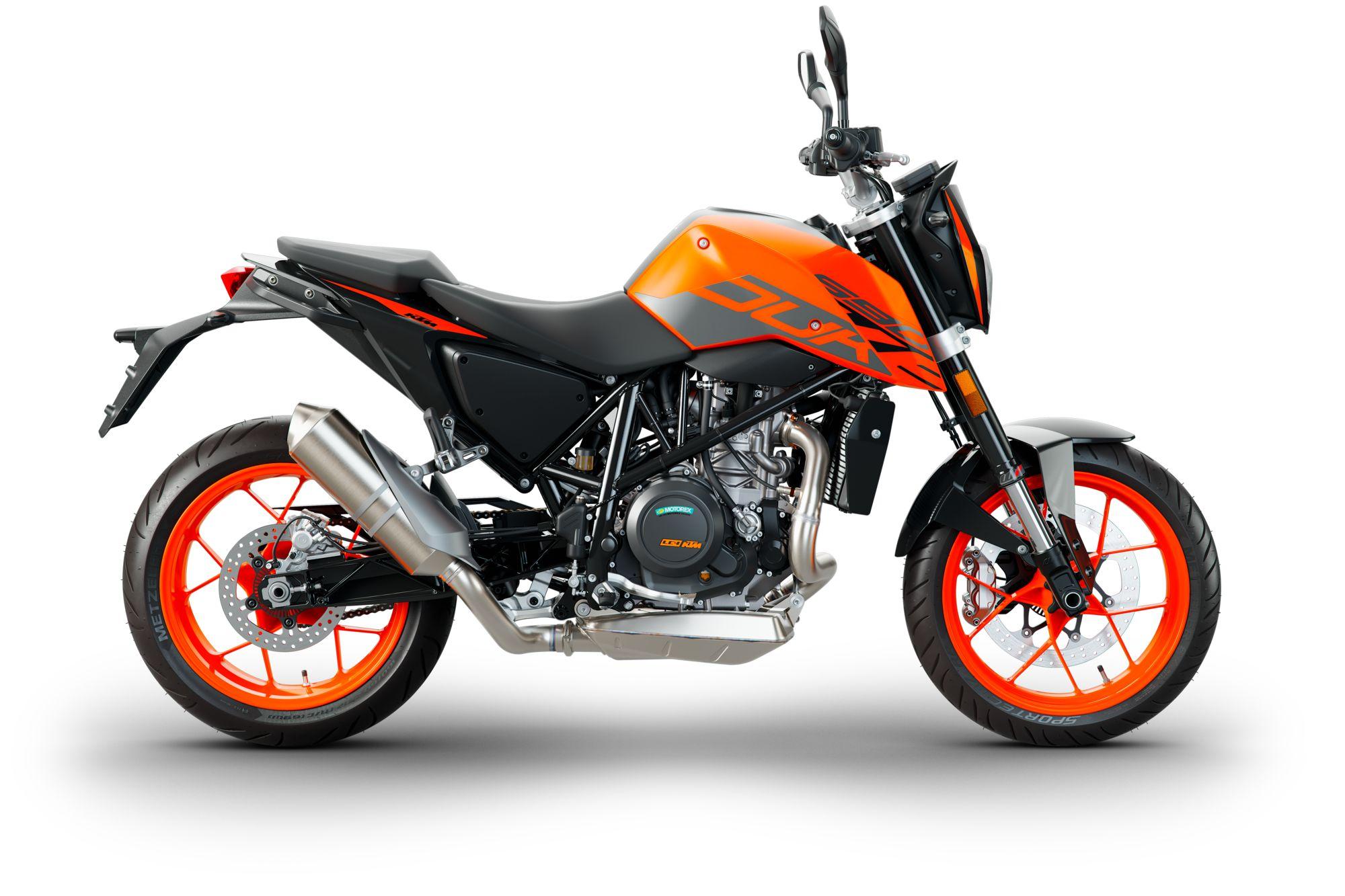 KTM Duke 690 2019