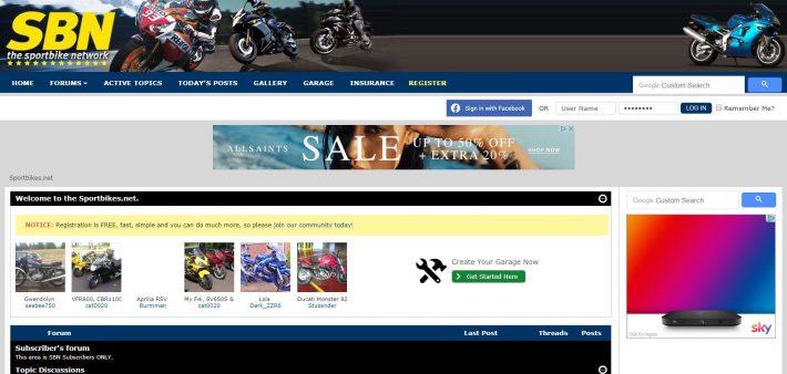 Sportbike Network