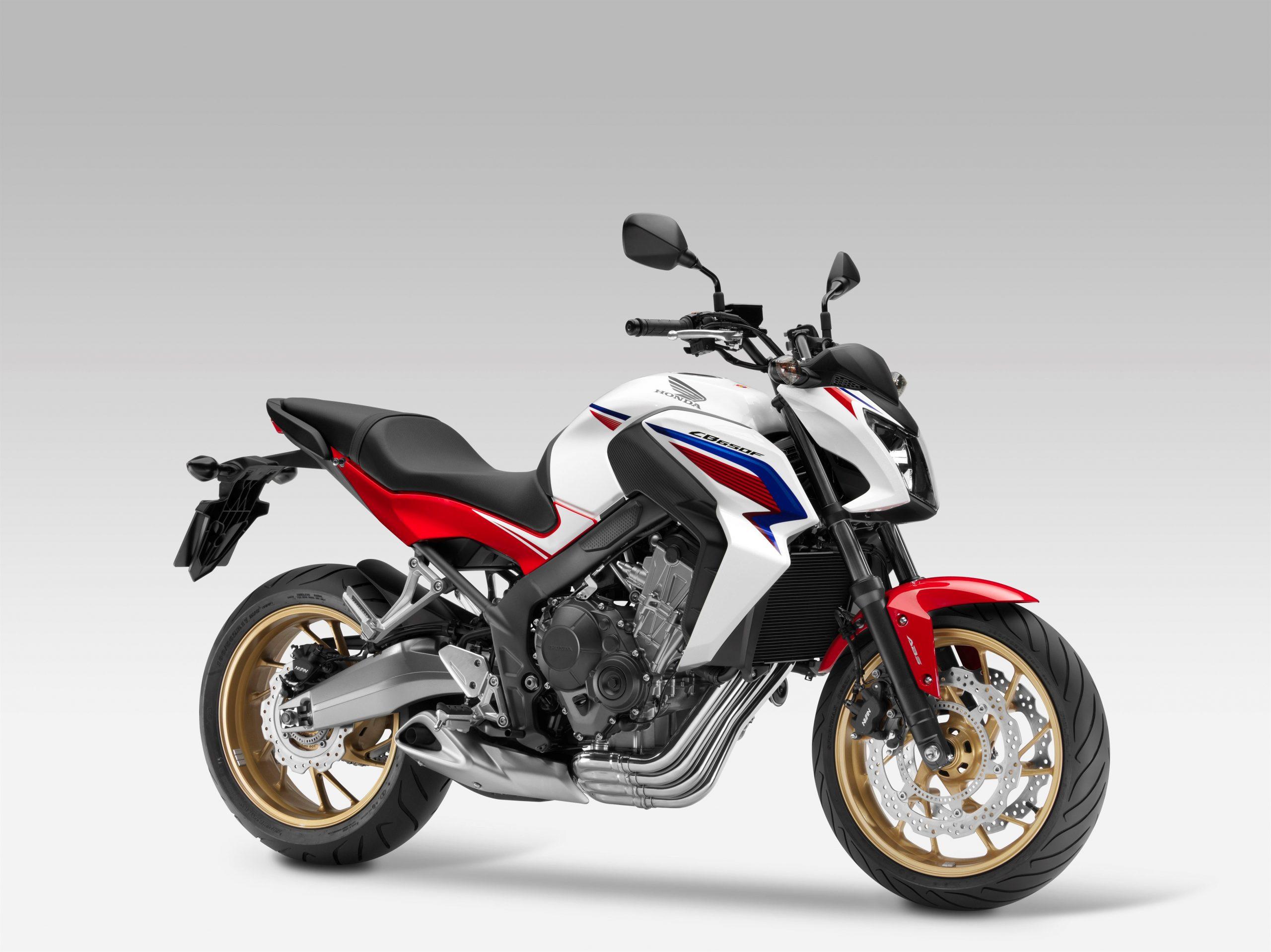 motorbike types, naked, Honda CB650F