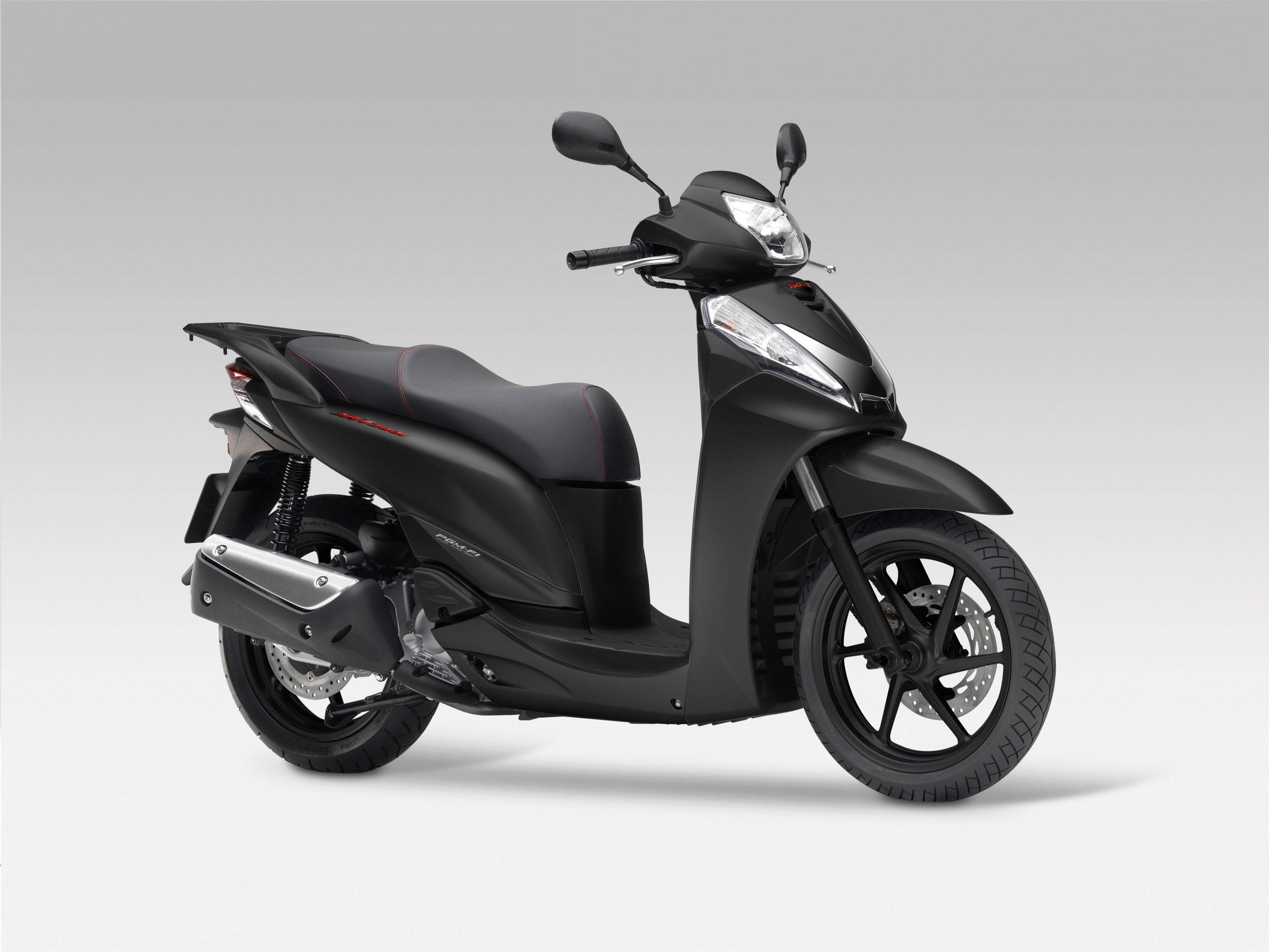 Motorbike types, scooter, Honda SH300i