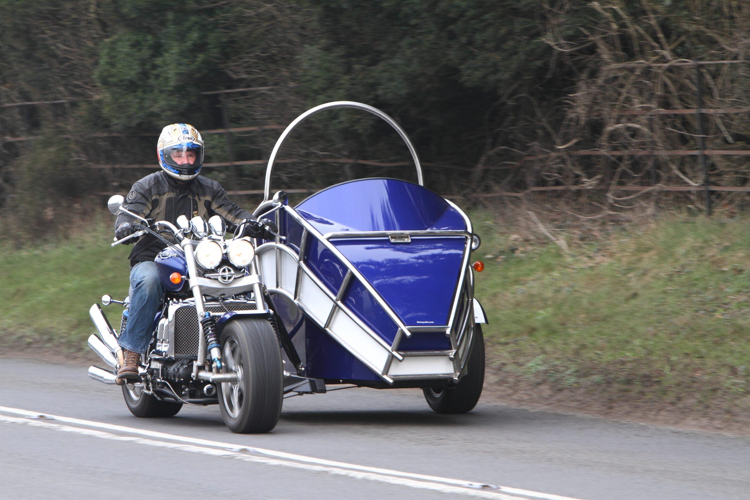 Motorbike types, Sidecar