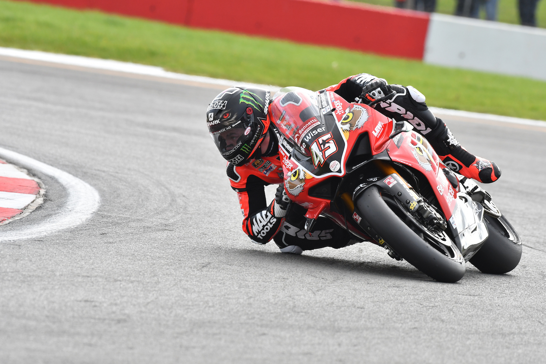 Scott Redding at BSB
