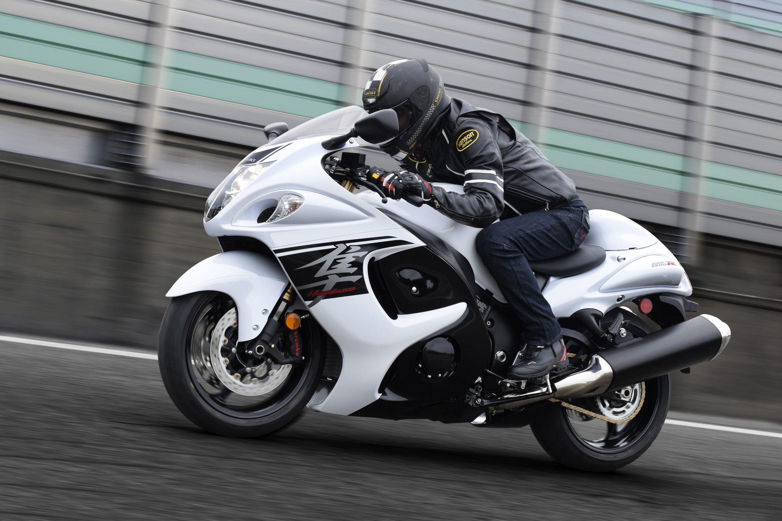 Motorbike types, hypersports, Suzuki Hayabusa