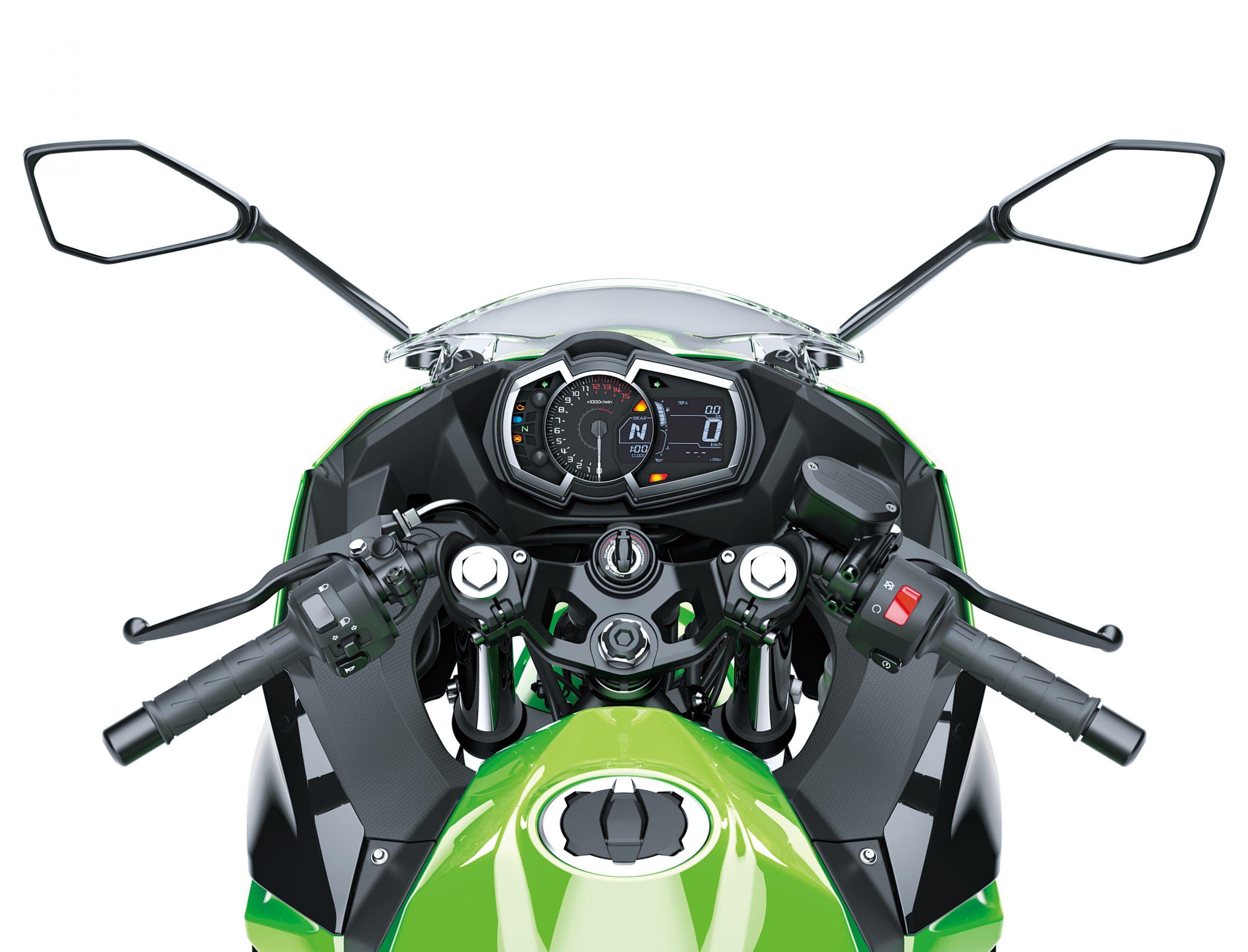 Ninja 400 – Details (5)