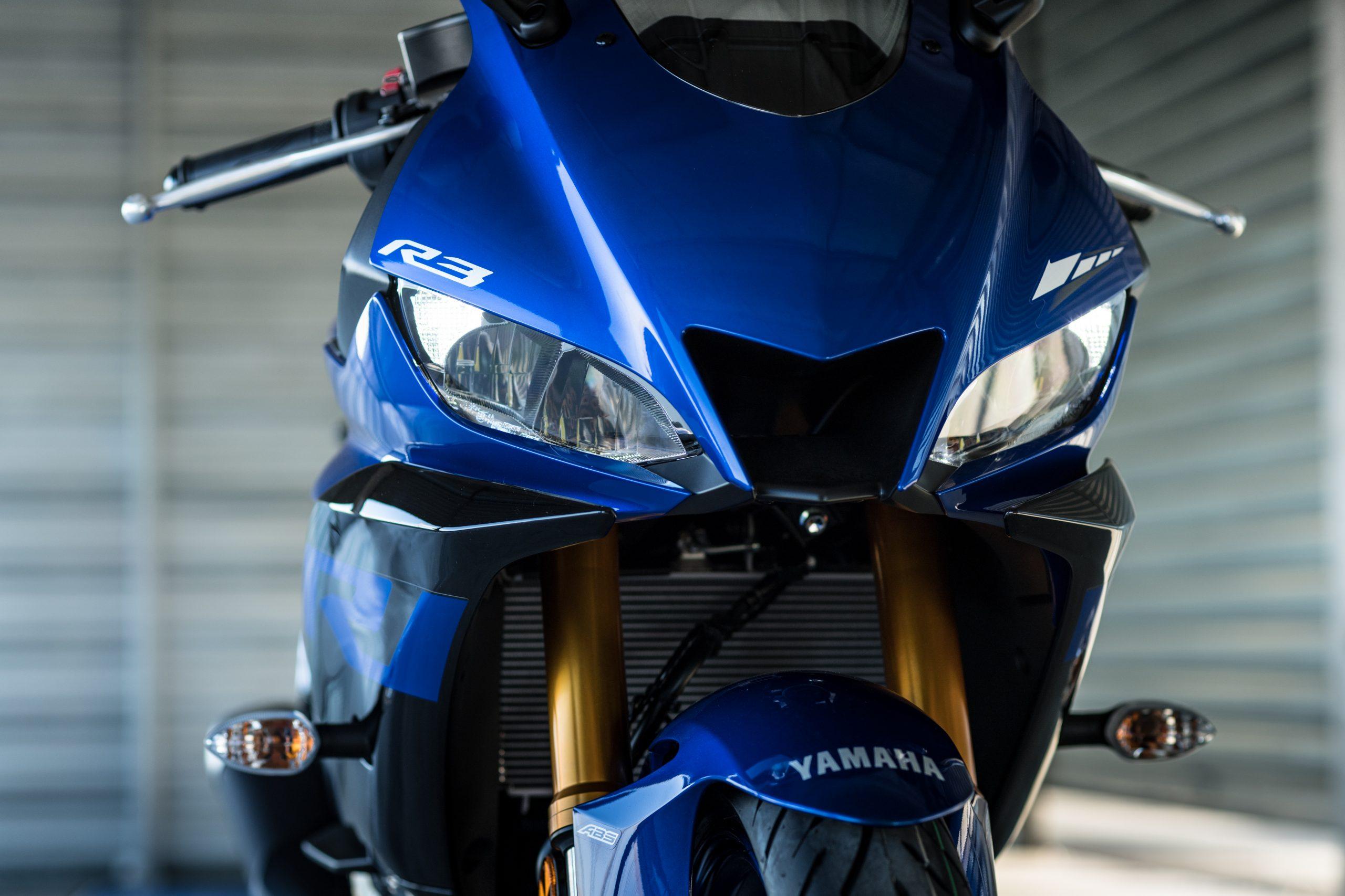 Yamaha R3 – 10