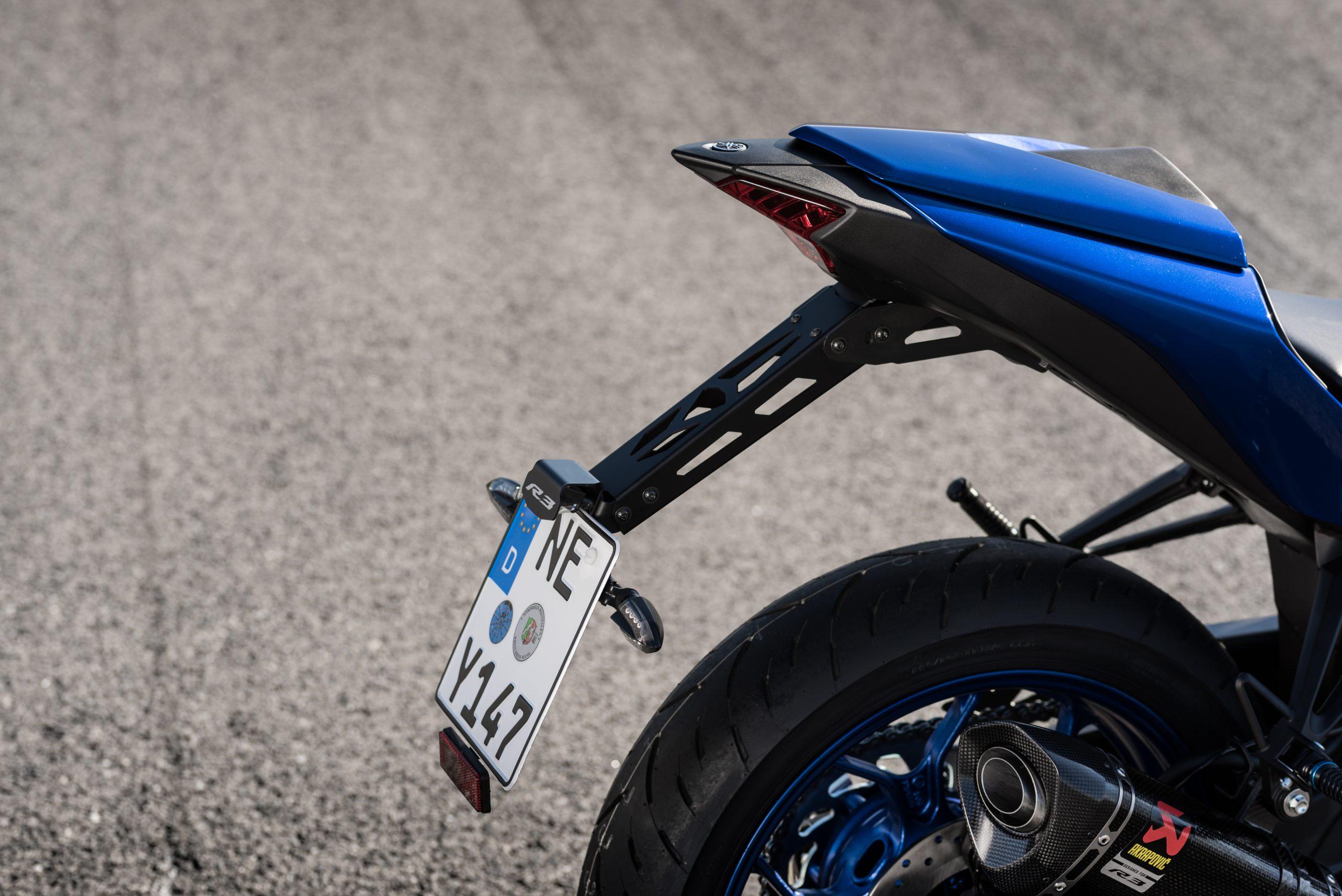 Yamaha R3 – 11