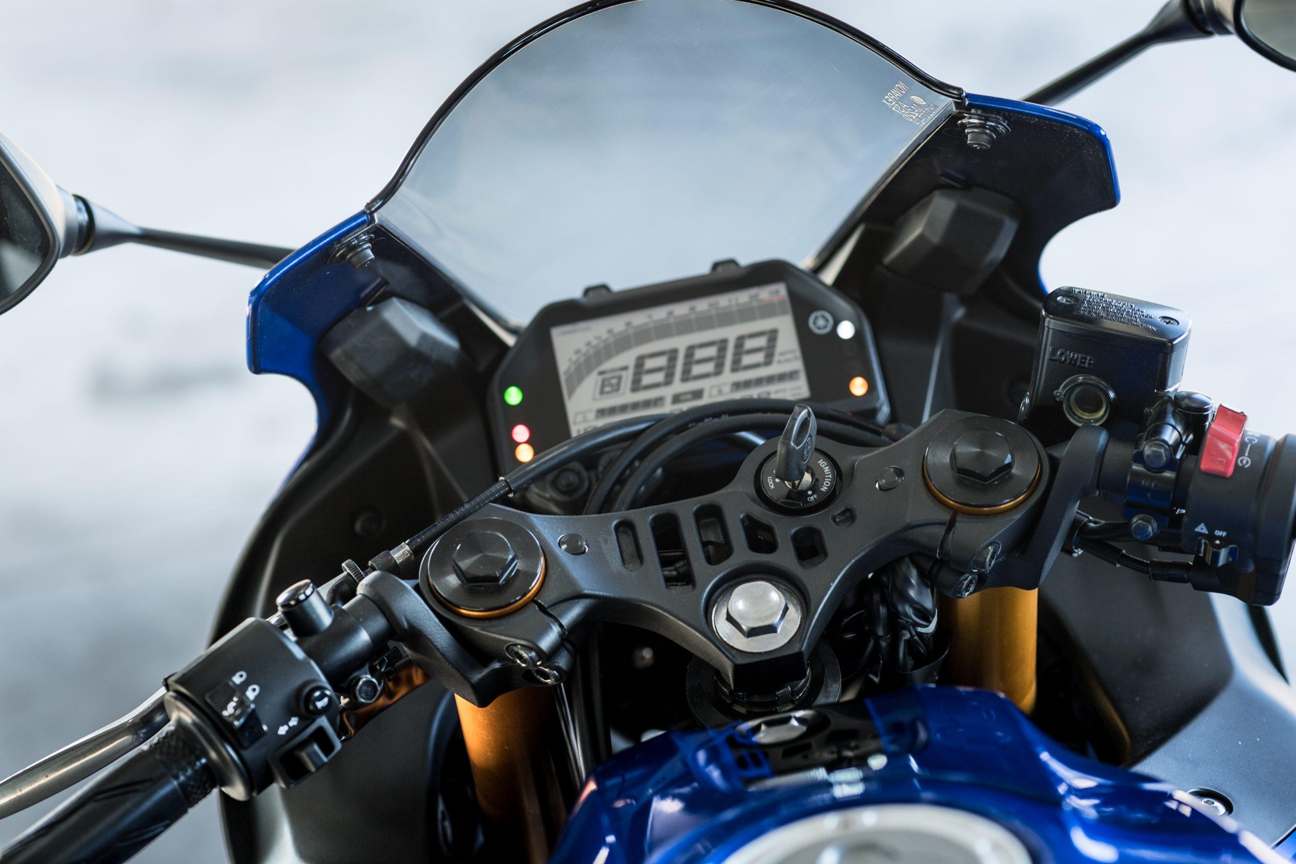 Yamaha R3 – 2